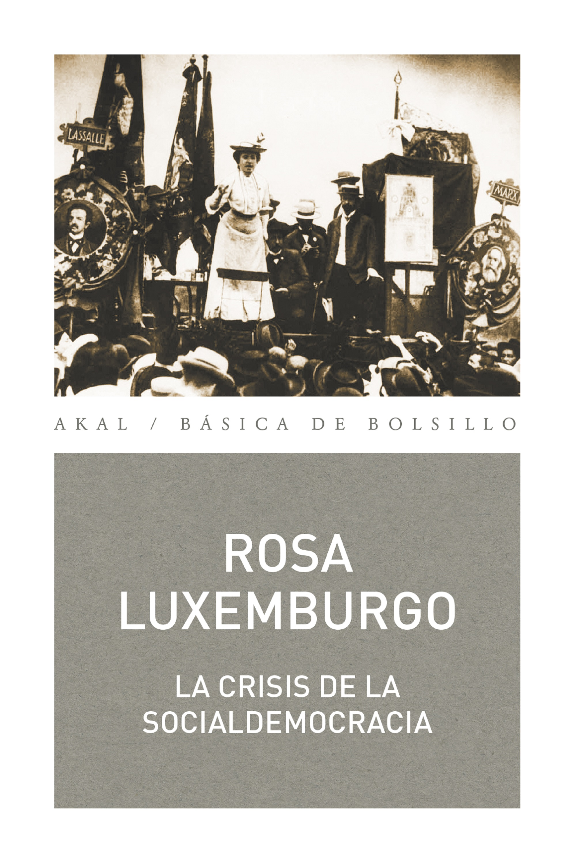Rosa Luxemburgo La crisis de la socialdemocracia