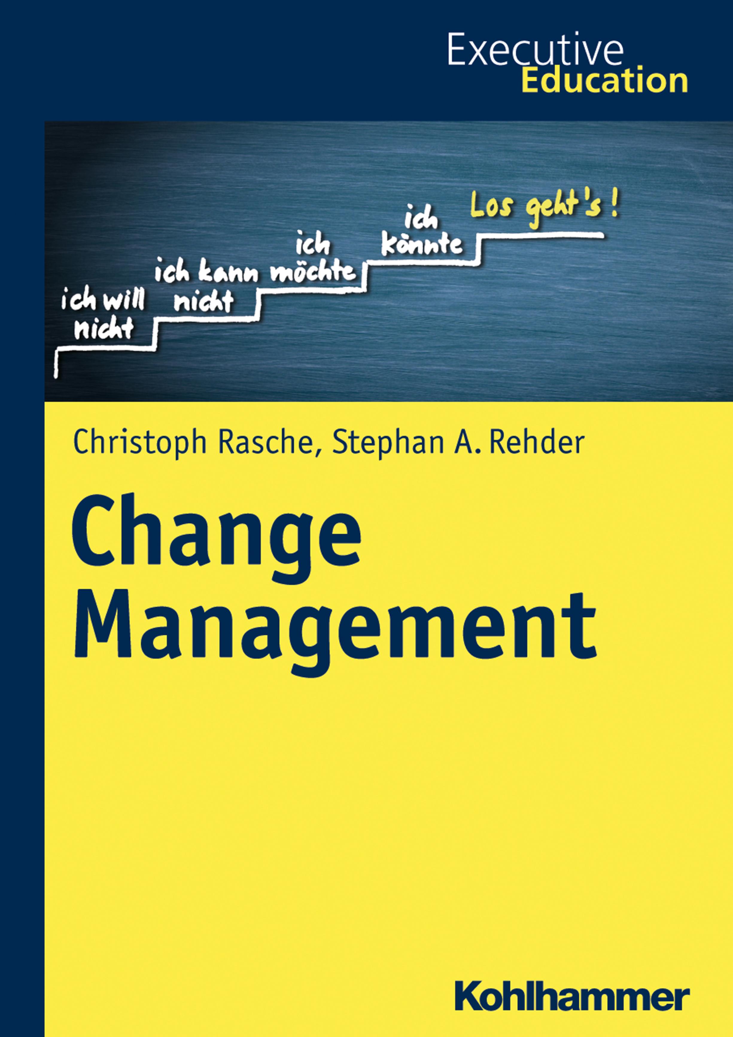 Christoph Rasche Change Management mario piskernig change management