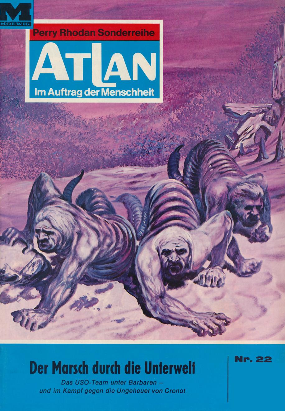 Ernst Vlcek Atlan 22: Der Marsch durch die Unterwelt морган райс marsch der könige