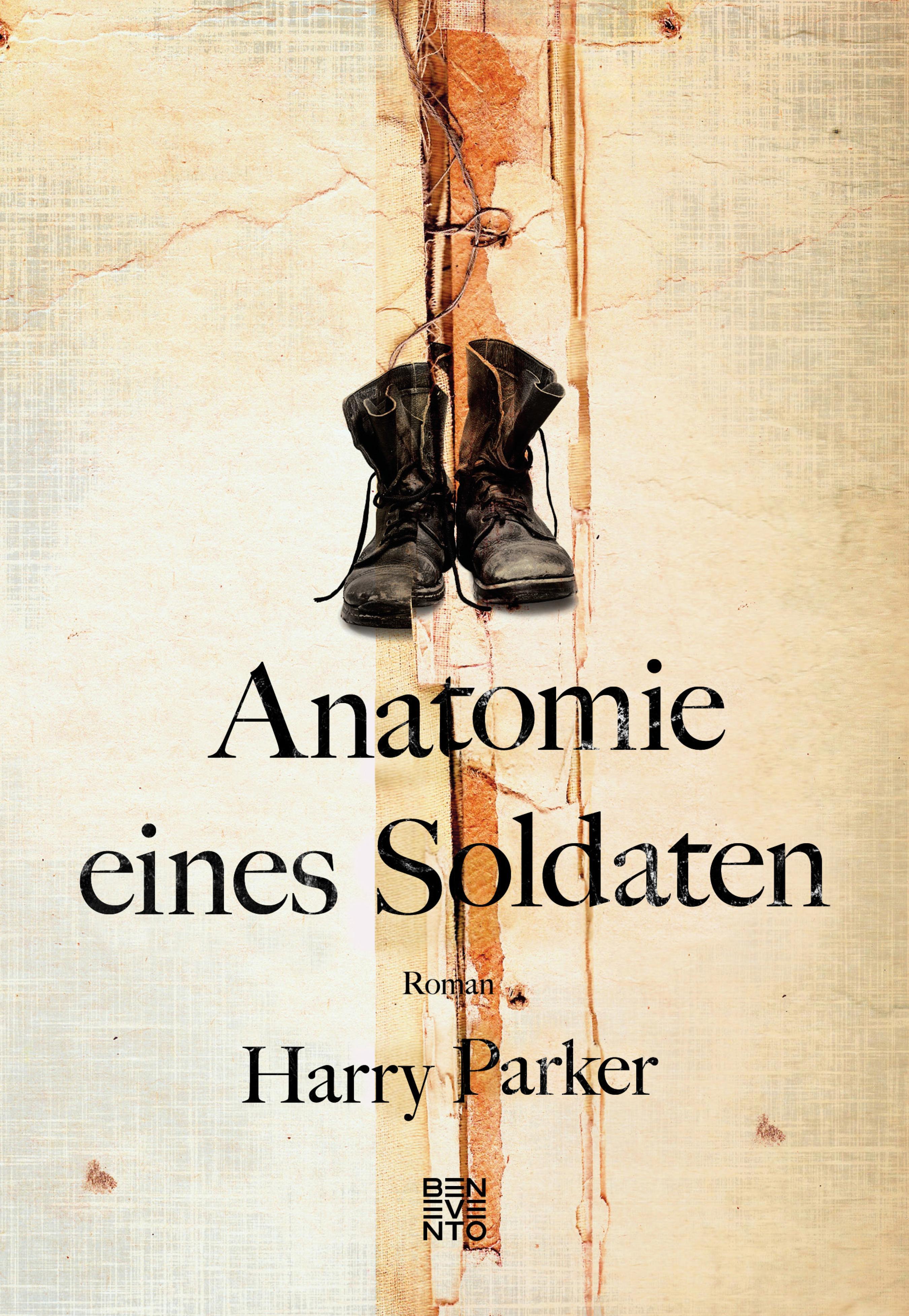 цена Harry Parker Anatomie eines Soldaten онлайн в 2017 году