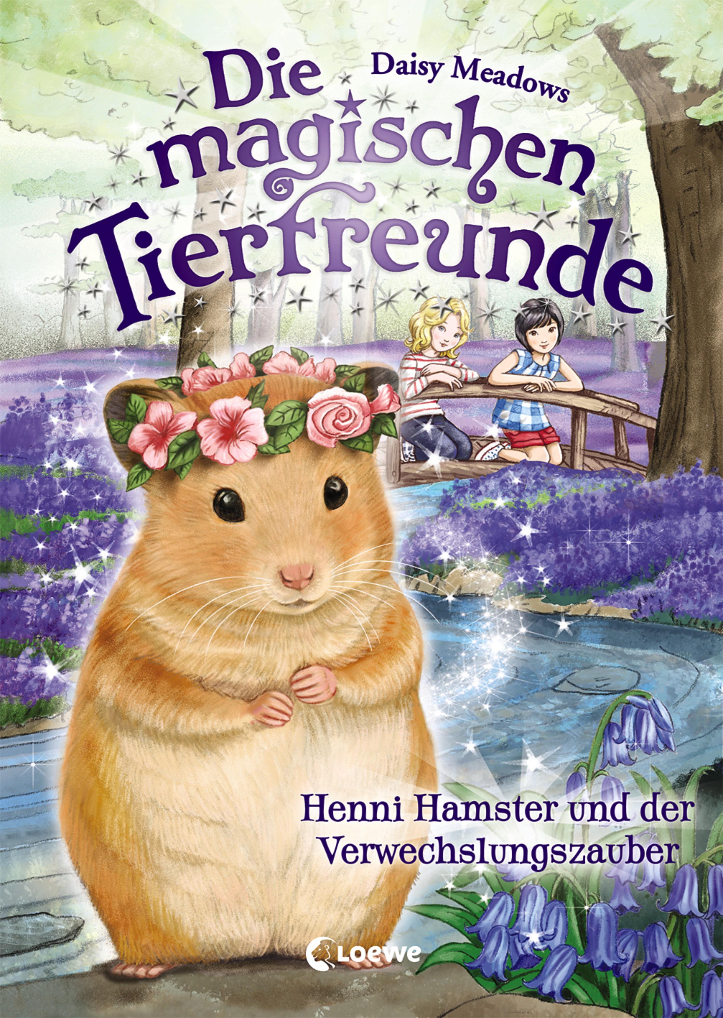 Daisy Meadows Die magischen Tierfreunde 9 - Henni Hamster und der Verwechslungszauber daisy meadows magic animal friends early reader lucy longwhiskers