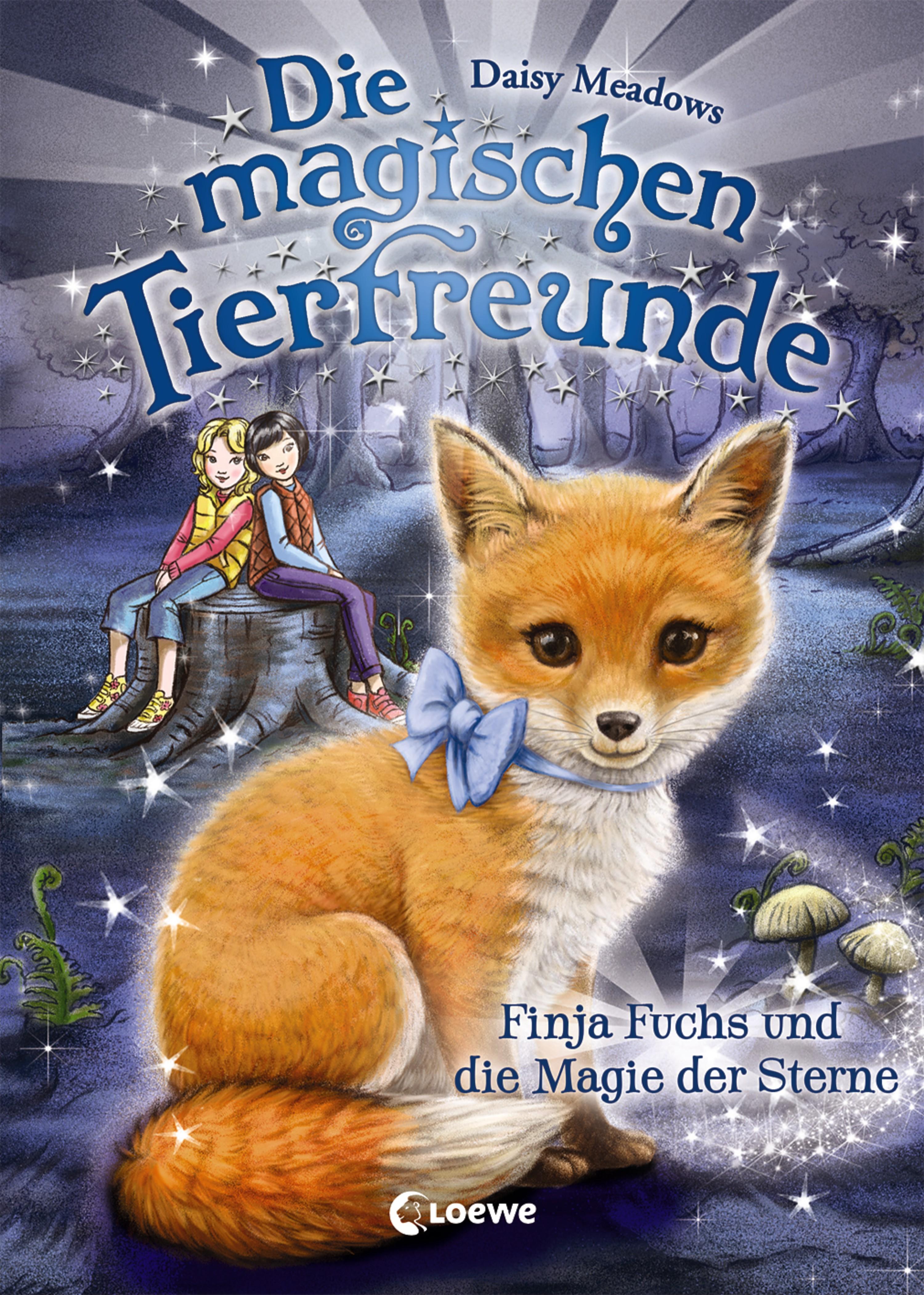Daisy Meadows Die magischen Tierfreunde 7 - Finja Fuchs und die Magie der Sterne daisy meadows magic animal friends early reader lucy longwhiskers