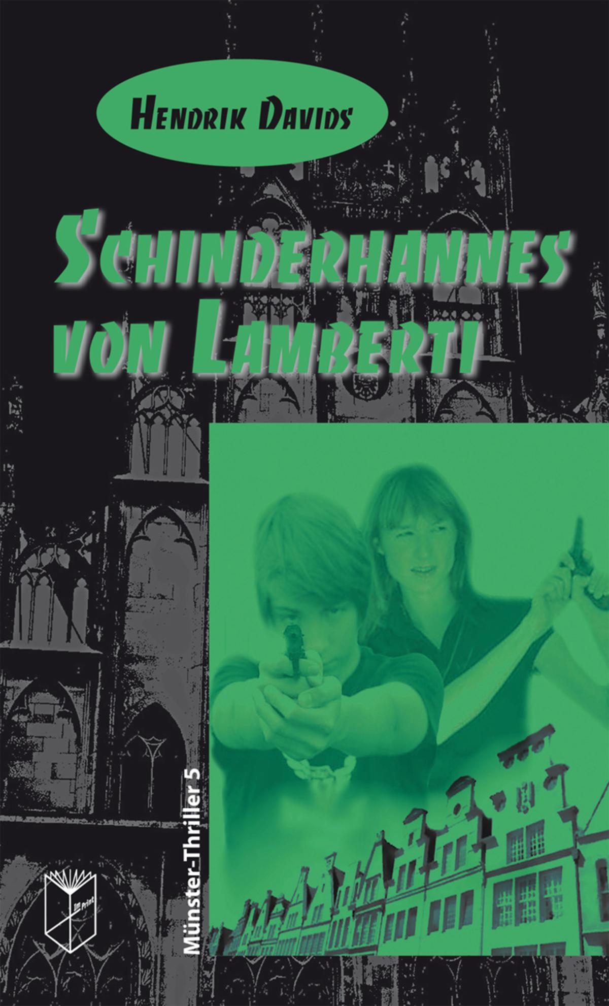Hendrik Davids Schinderhannes von Lamberti зонт lamberti 73920