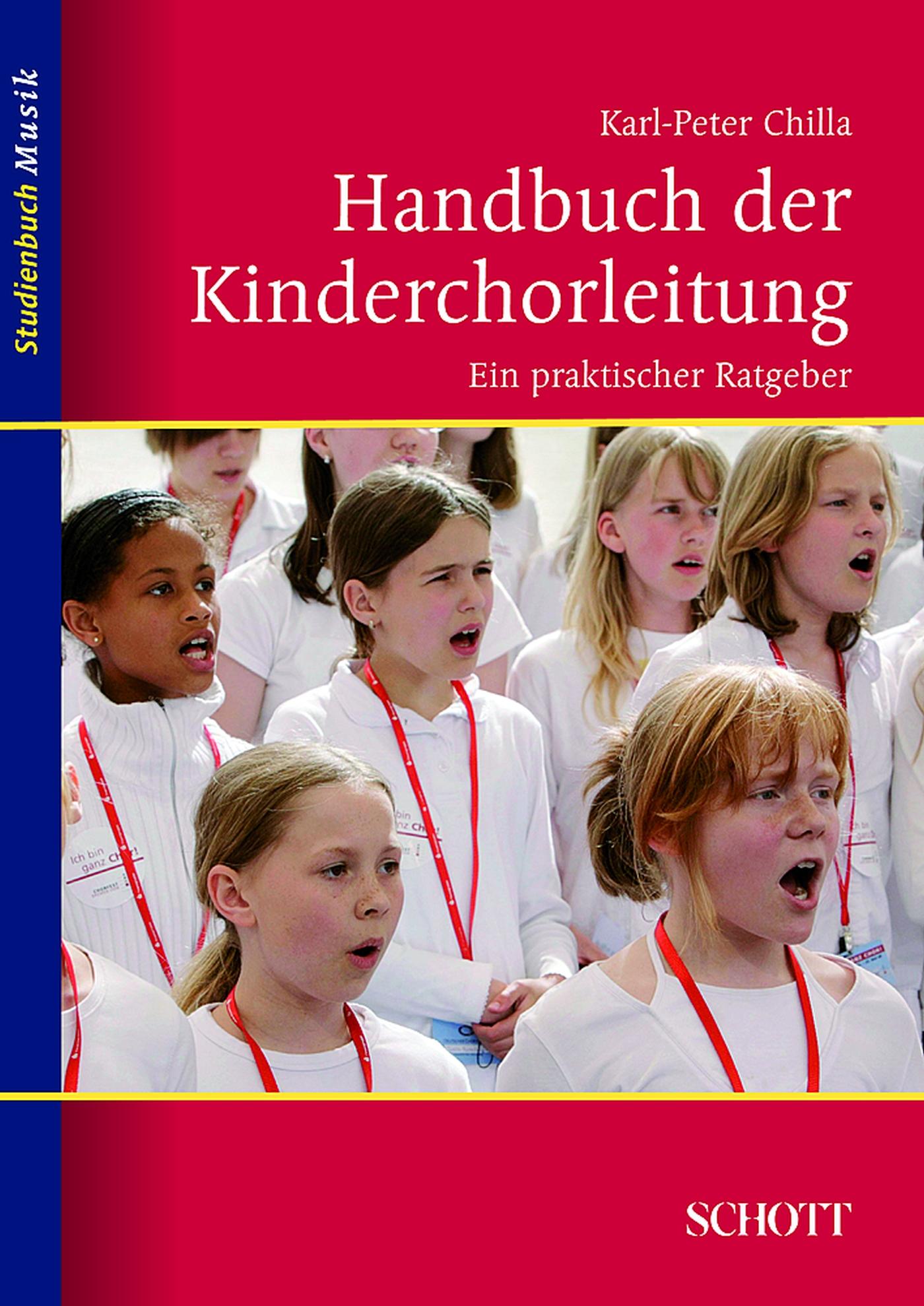 Karl-Peter Chilla Handbuch der Kinderchorleitung
