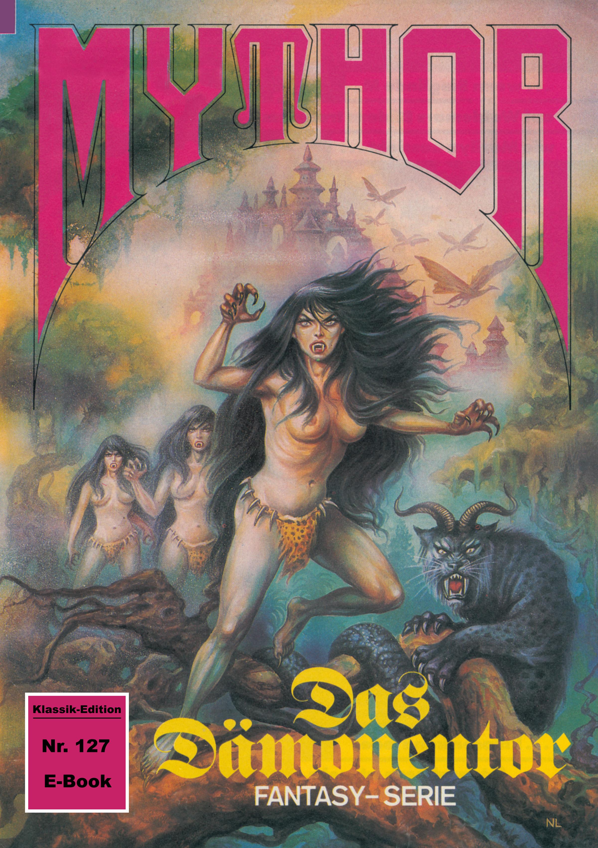 Hubert Haensel Mythor 127: Das Dämonentor hubert haensel mythor 114 traumlawine