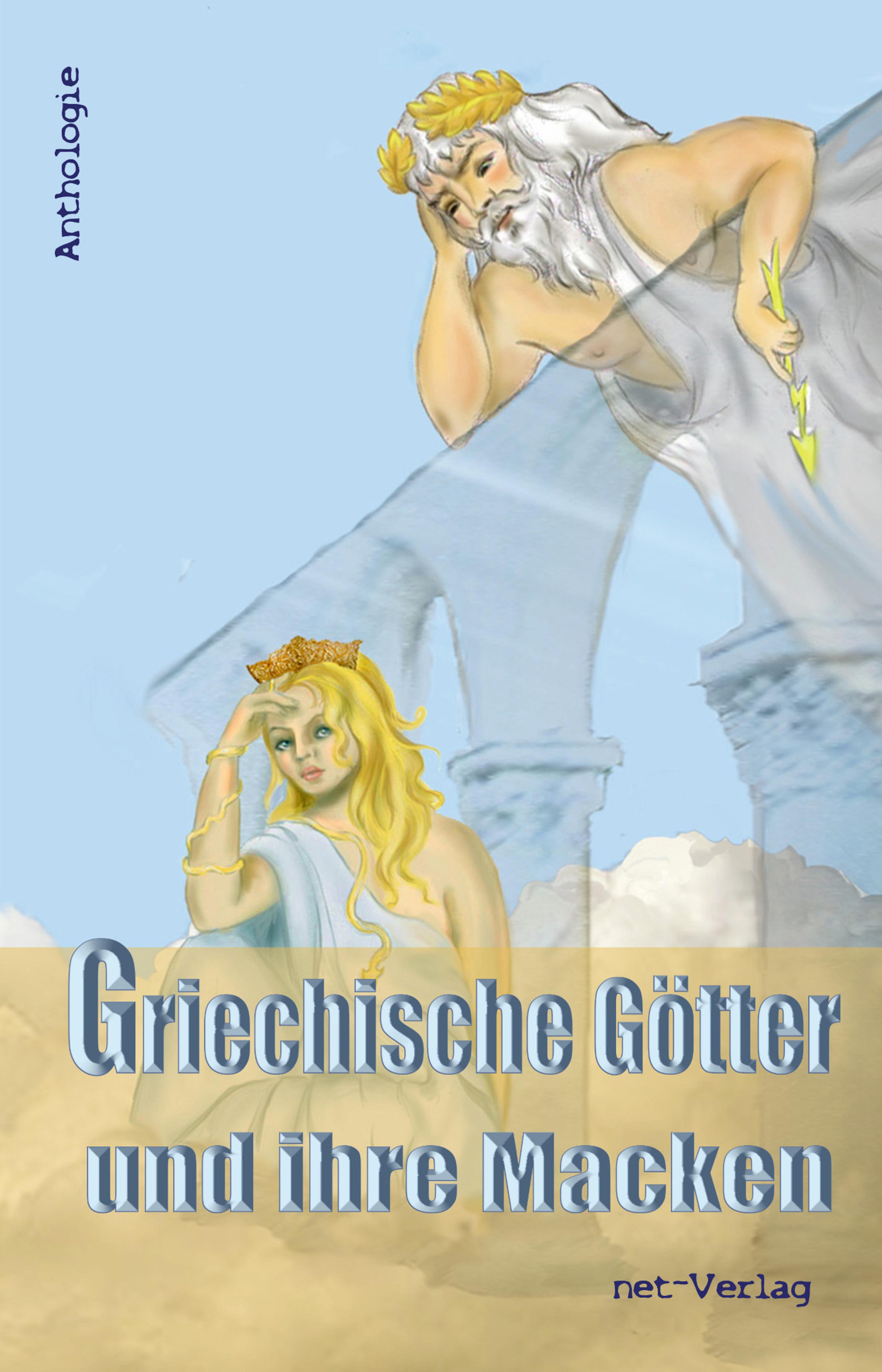 Dörte Müller Griechische Götter und ihre Macken leopold von schroeder griechische gotter und heroen