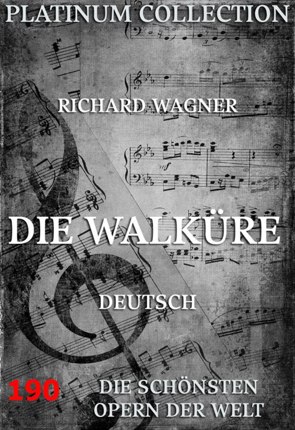 Richard Wagner Die Walküre richard wagner beethoven