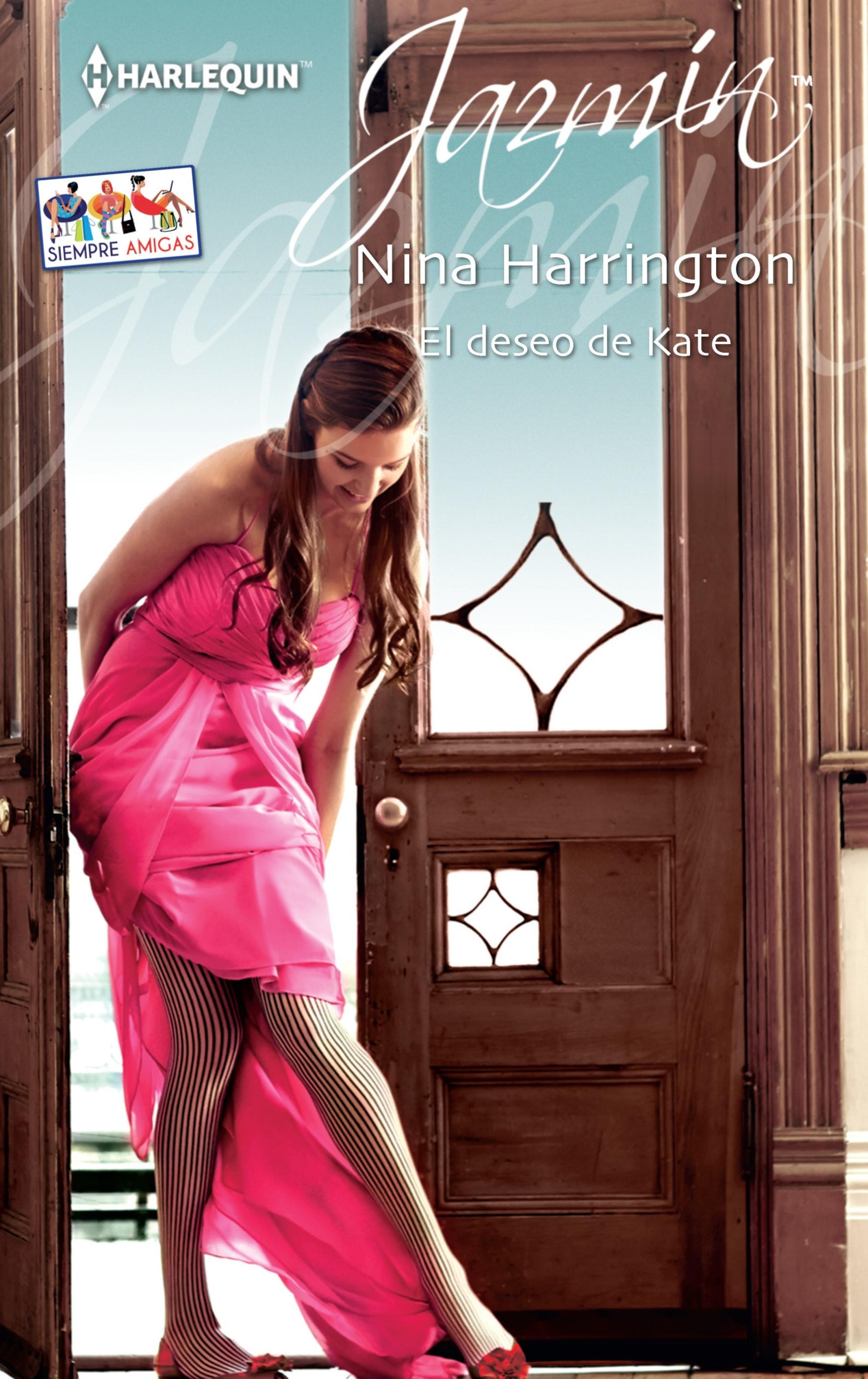 Nina Harrington El deseo de Kate трусы deseo deseo mp002xw1g2pw
