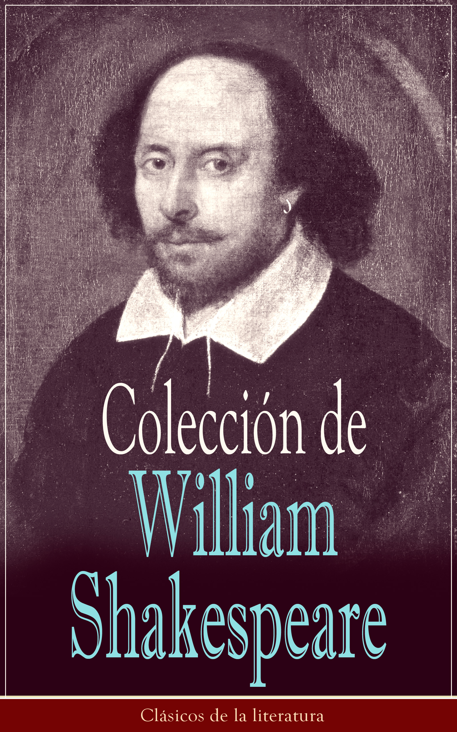 coleccion de william shakespeare