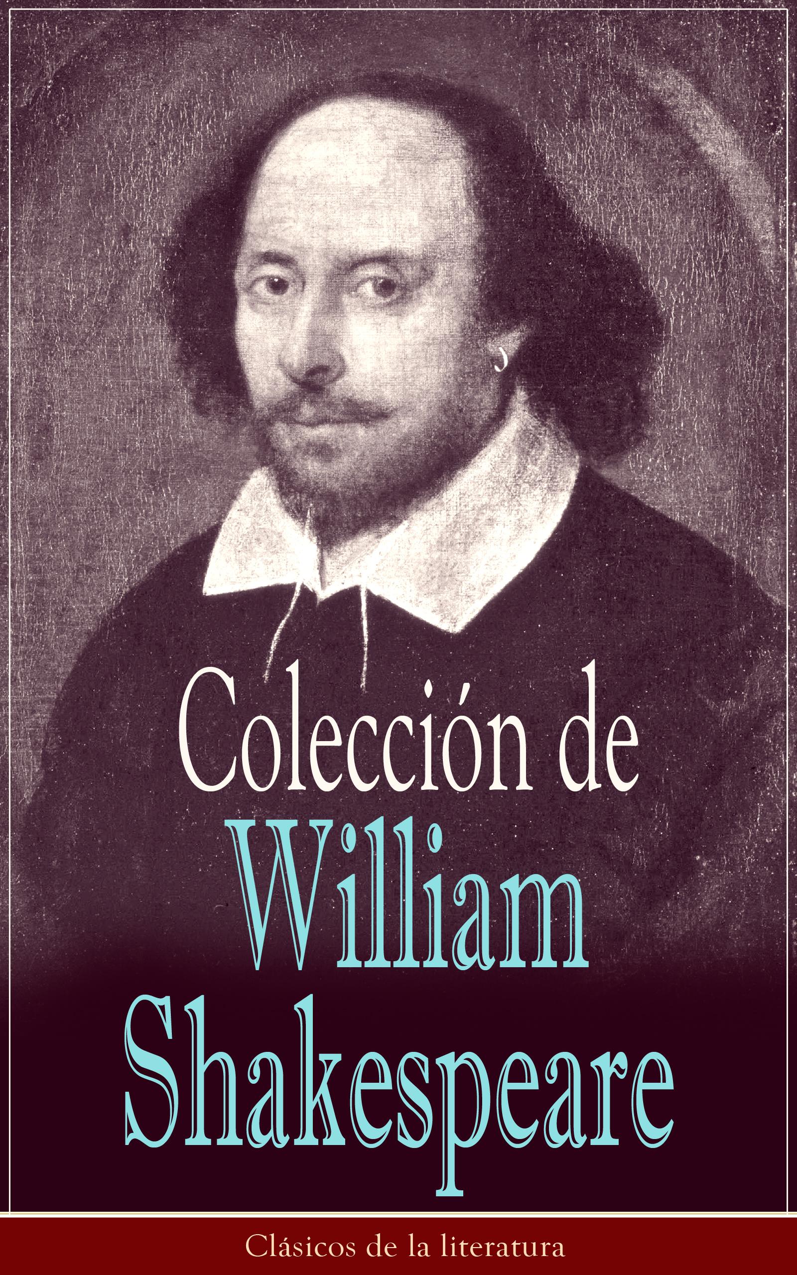 coleccion de william shakespeare