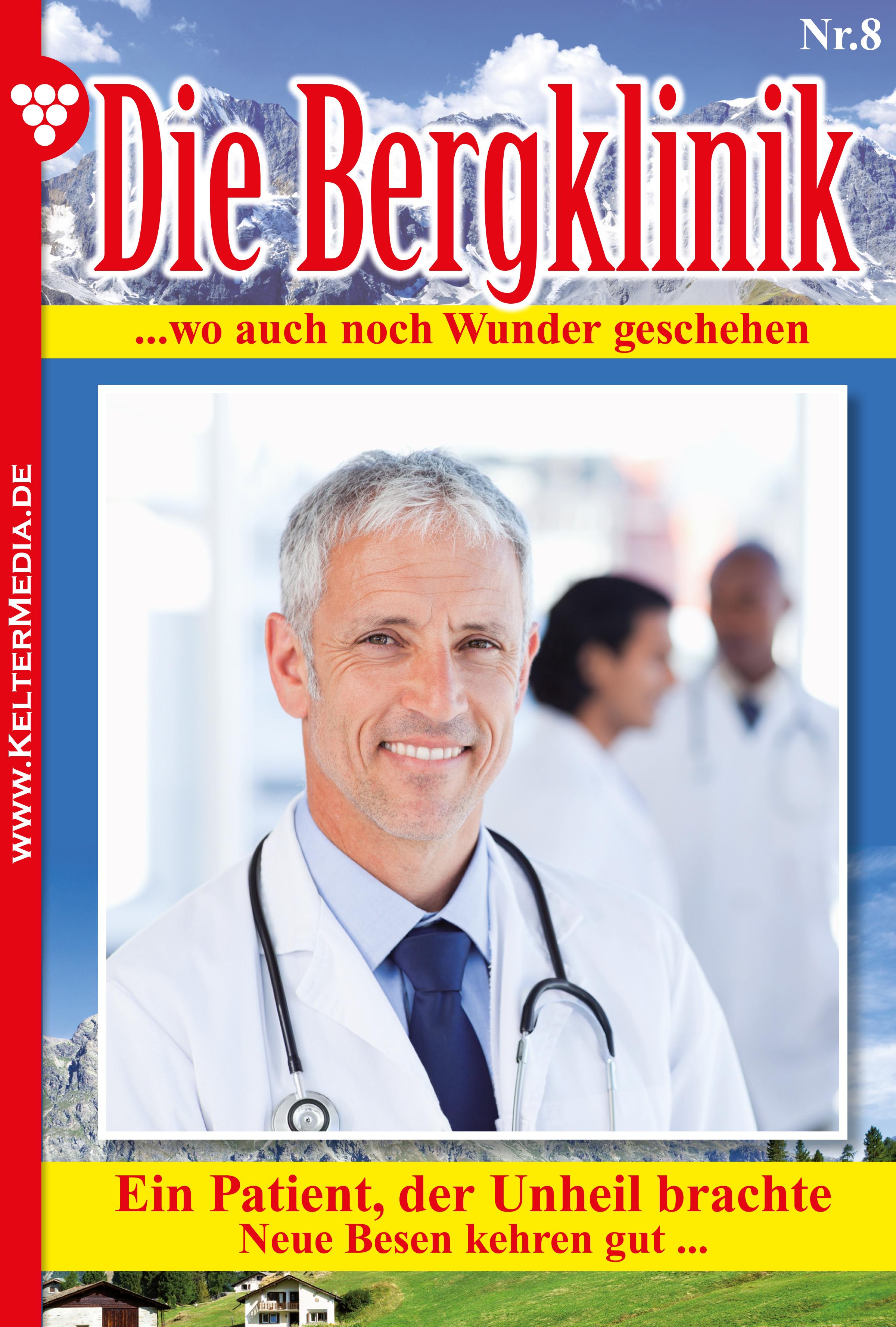 Hans-Peter Lehnert Die Bergklinik 8 – Arztroman hans peter holst den lille hornblaeser et digt danish edition