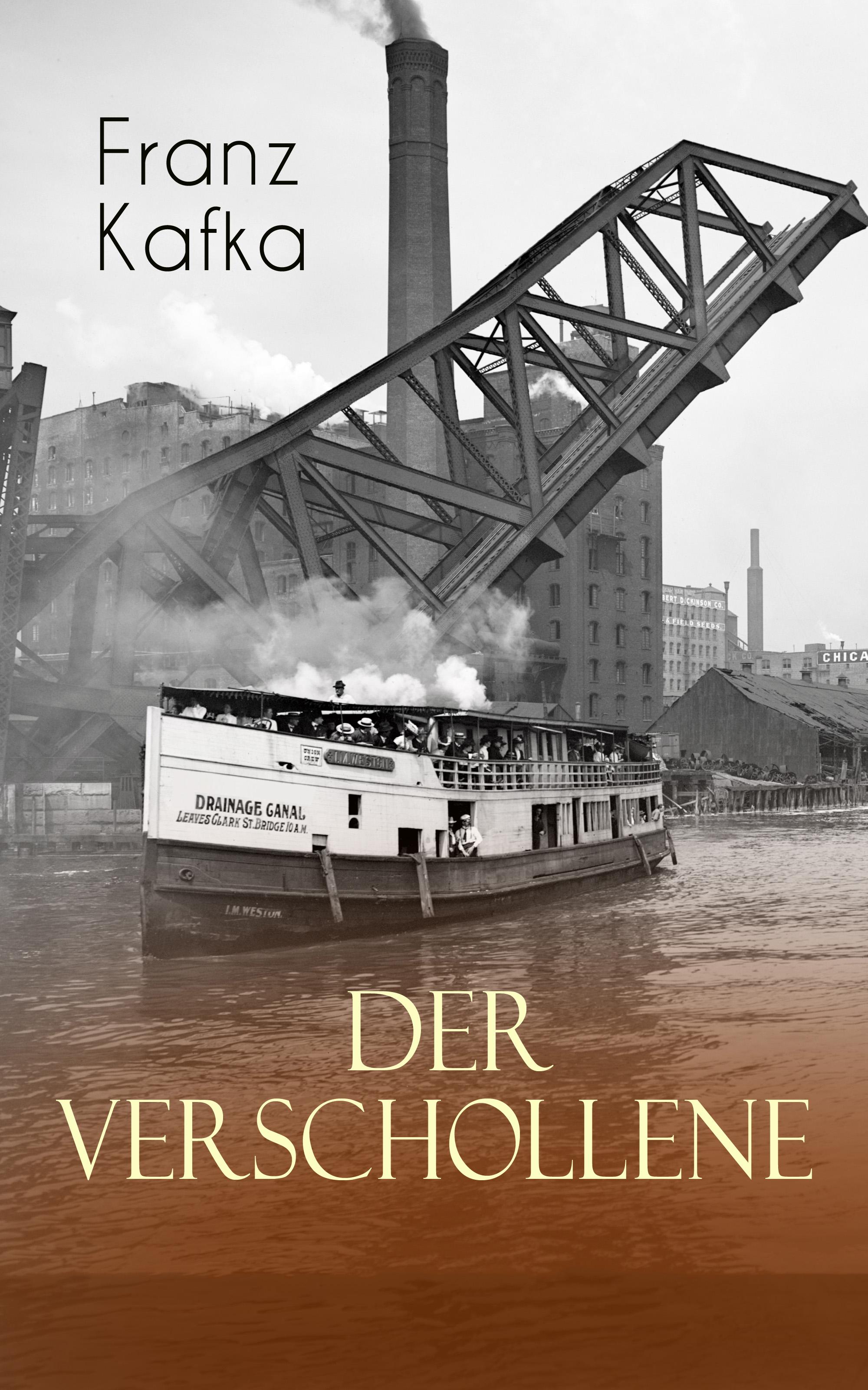 лучшая цена Франц Кафка Der Verschollene
