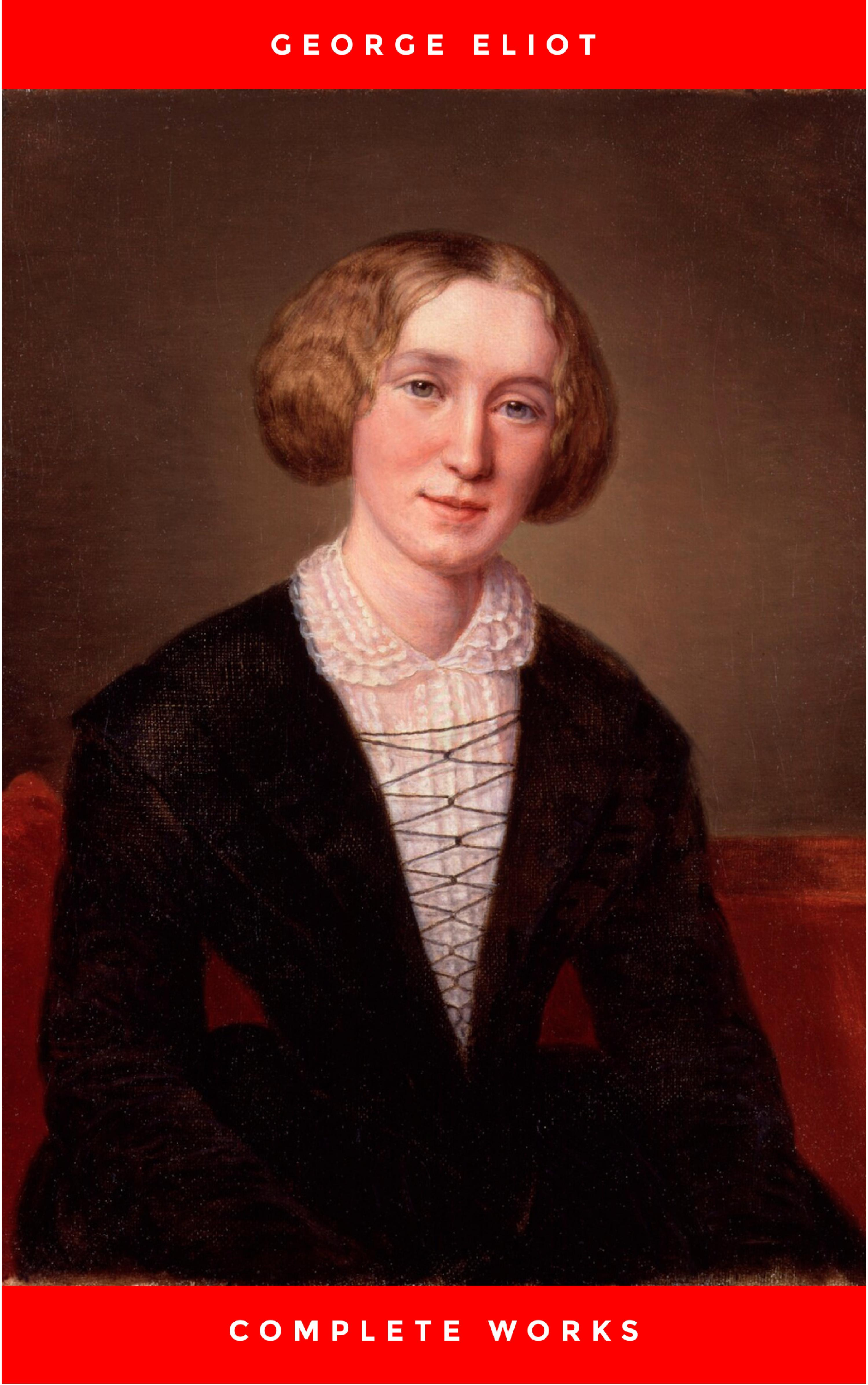 George Eliot The Complete Works of George Eliot.(10 Volume Set)(limited to 1000 Sets. Set #283)(edition De Luxe)