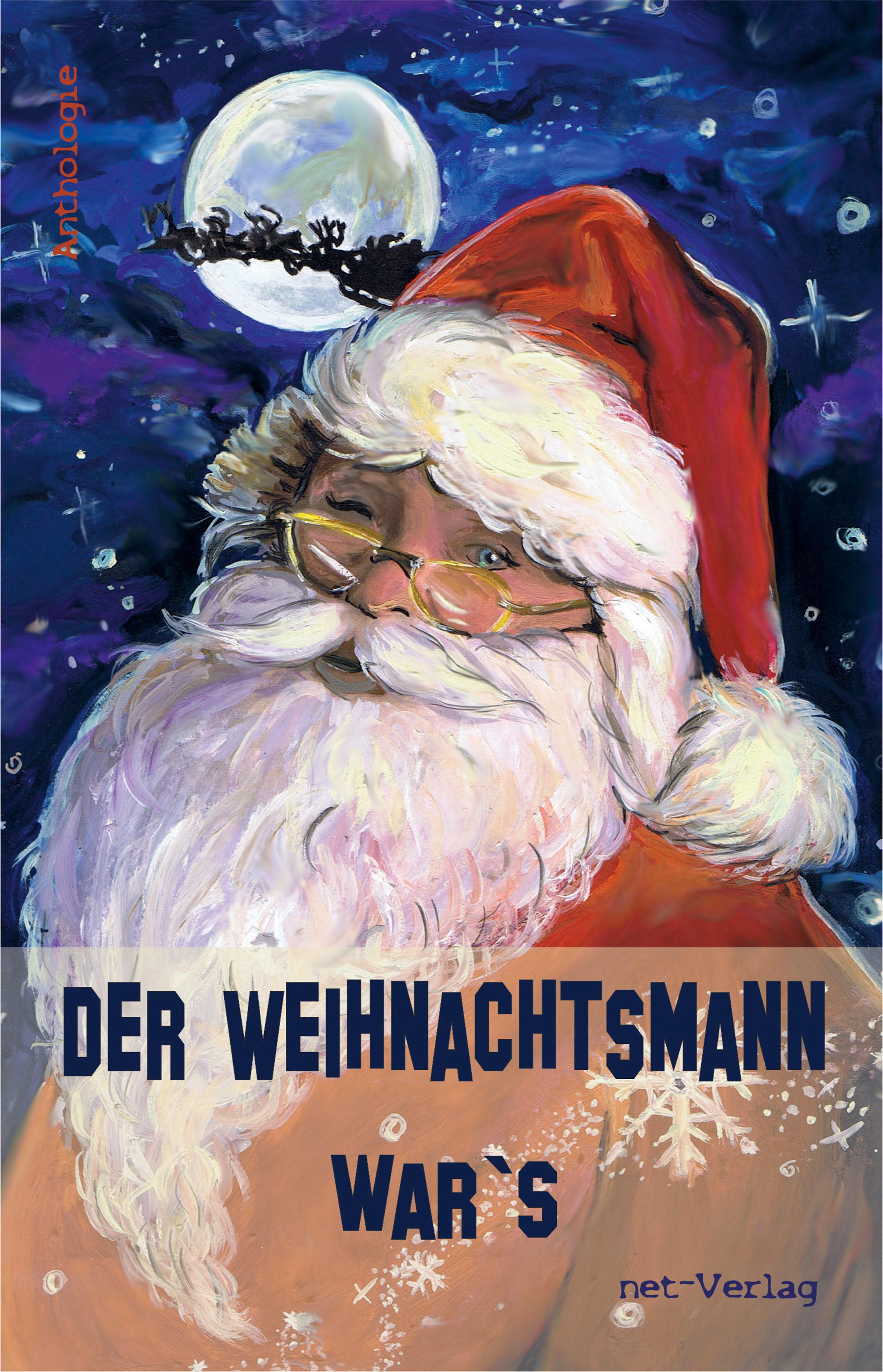 Petra Hagen Der Weihnachtsmann war's