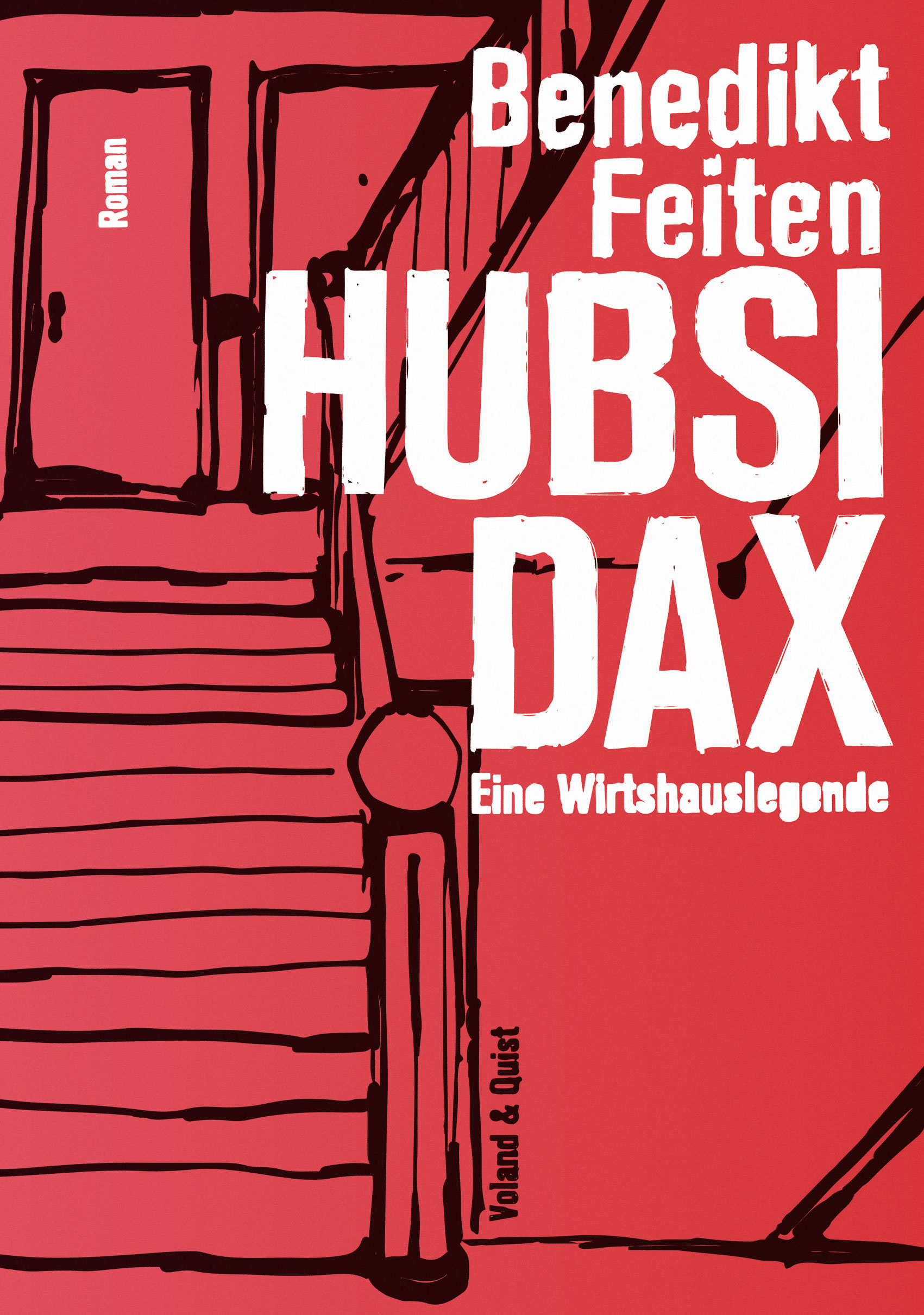 Benedikt Feiten Hubsi Dax benedikt cyberspace first steps cloth