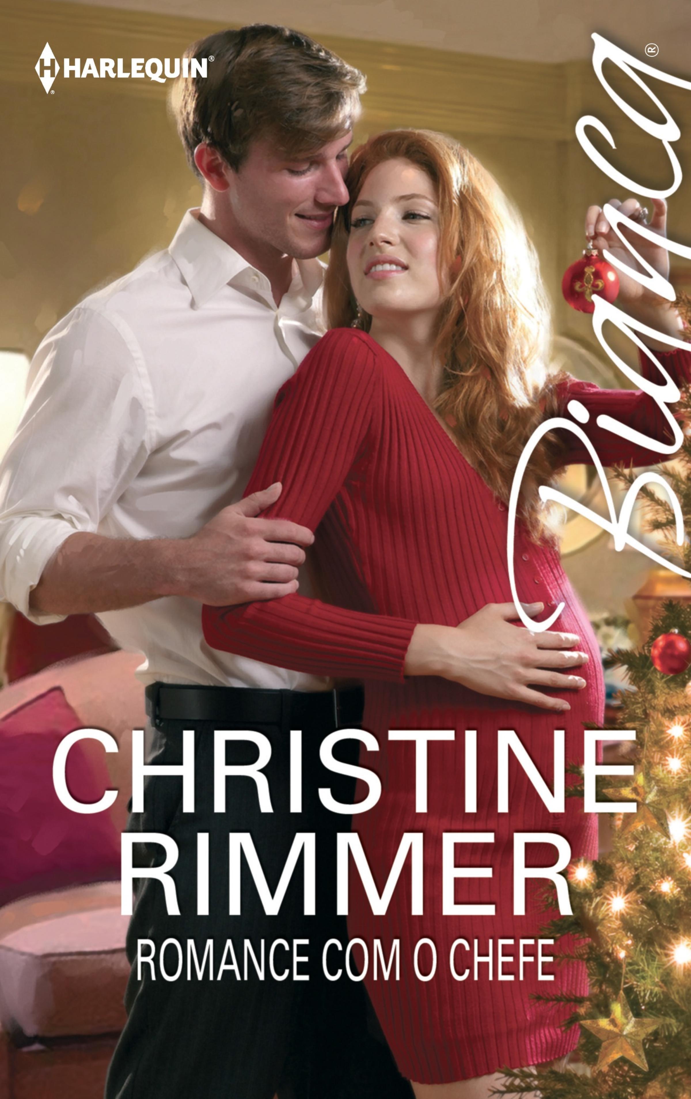 Christine Rimmer Romance com o chefe недорого