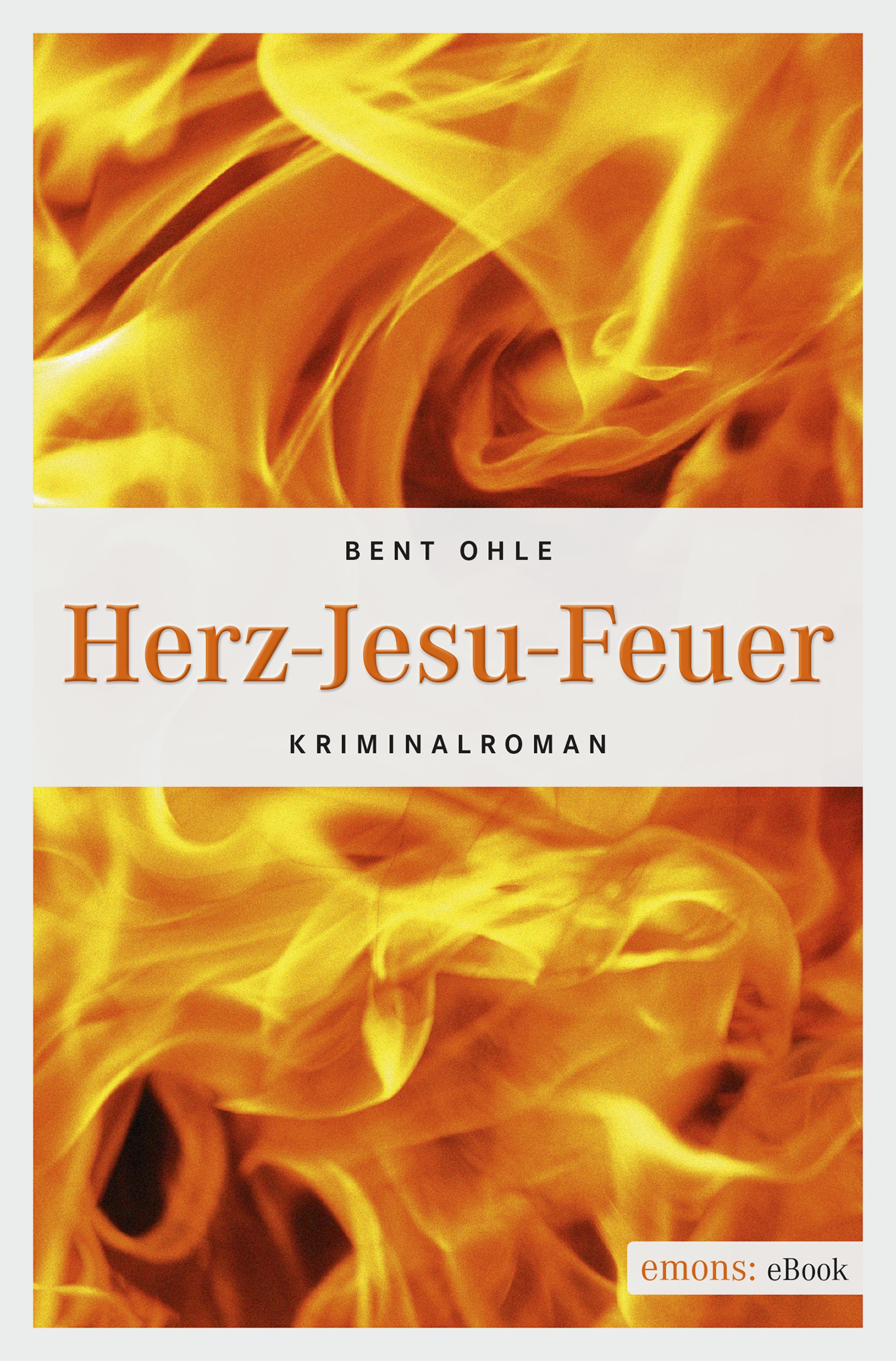 купить Bent Ohle Herz-Jesu-Feuer дешево