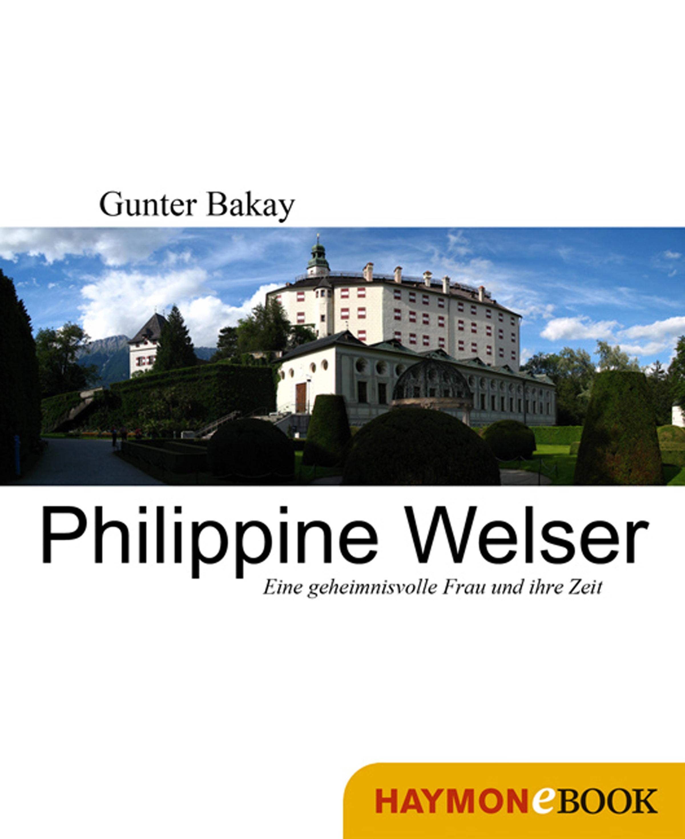 Gunter Bakay Philippine Welser