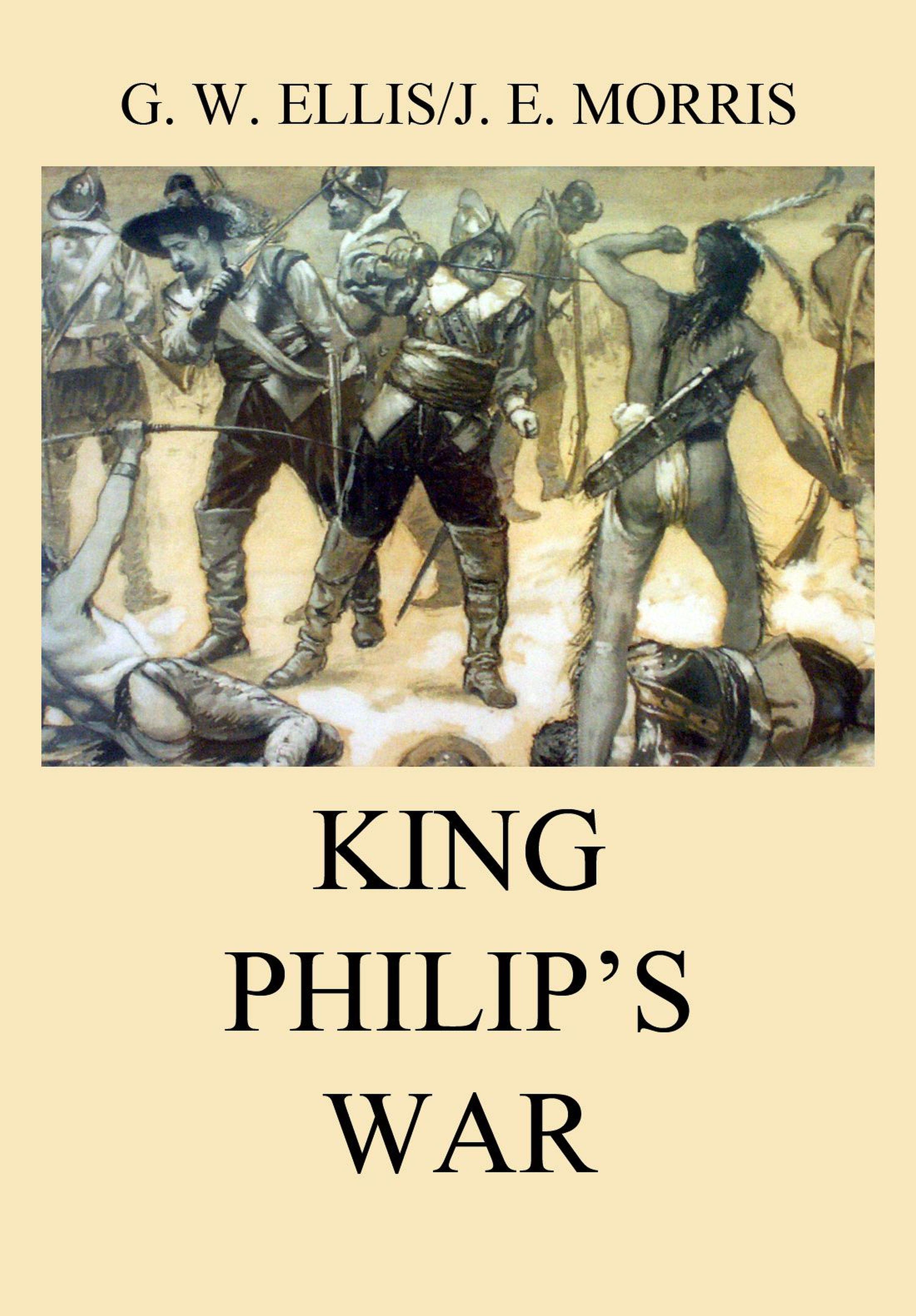 George William Ellis King Philip's War st george william joseph stock stoicism