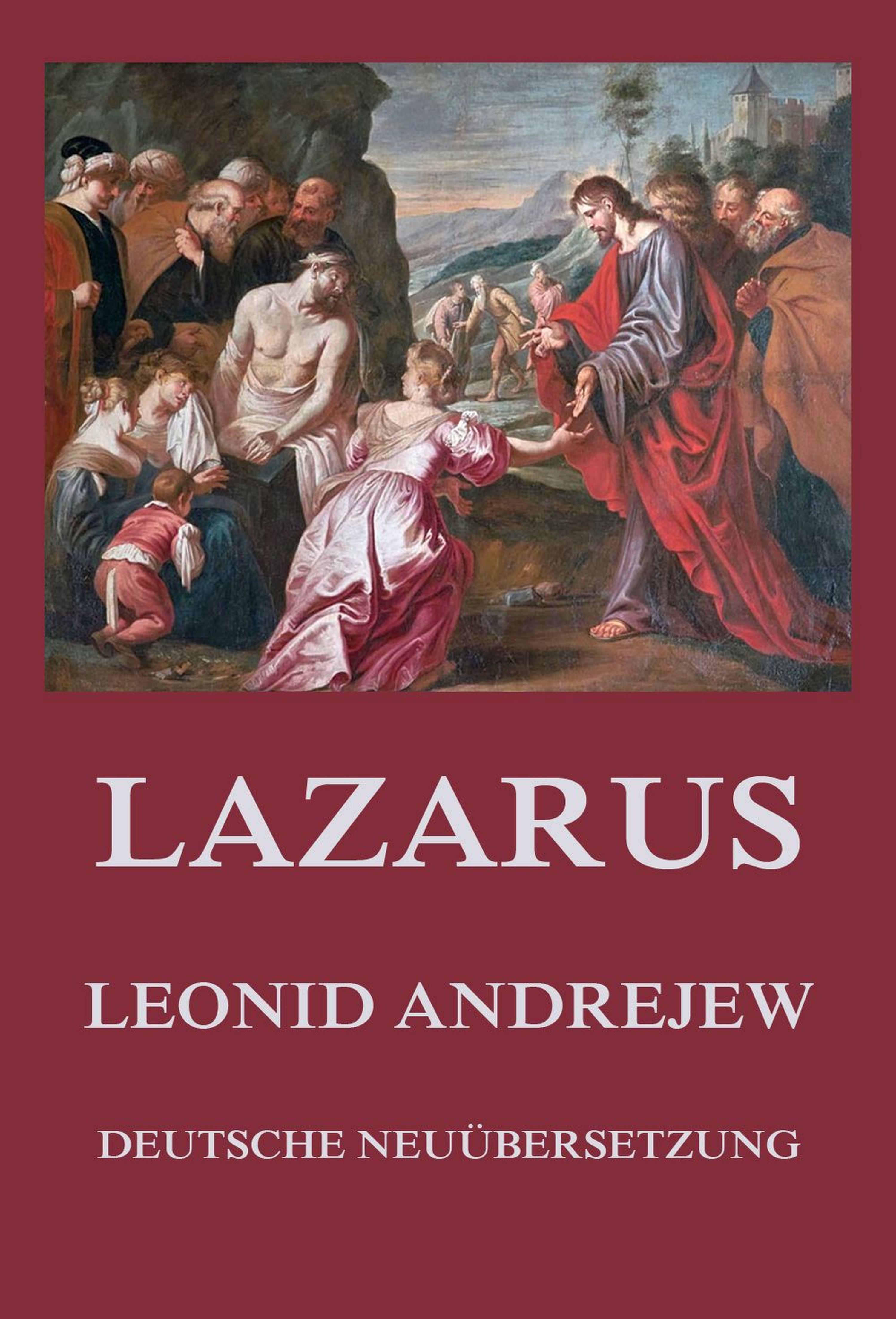 Leonid Andrejew Lazarus g lazarus feld blumen op 153