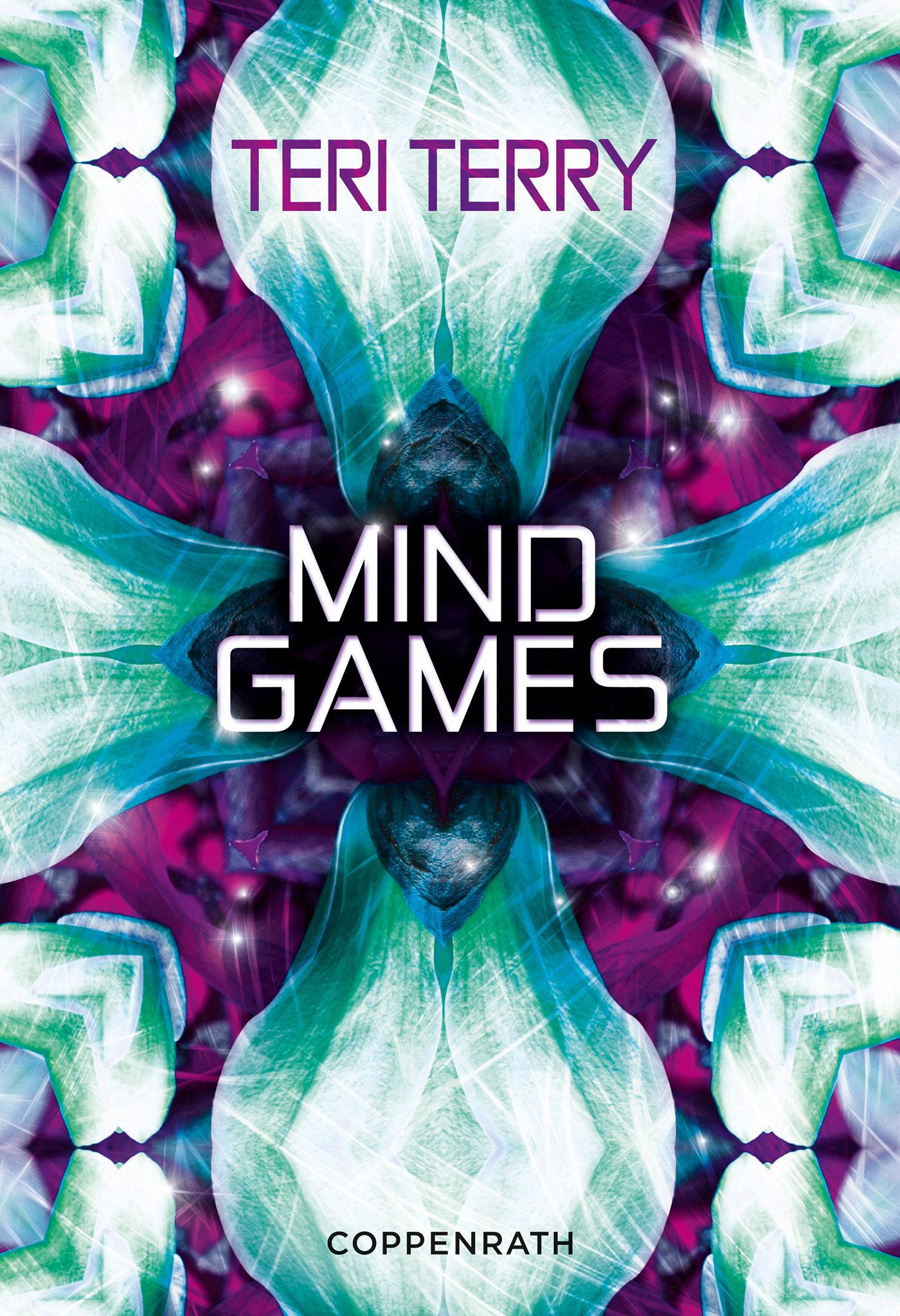 купить Teri Terry Mind Games в интернет-магазине