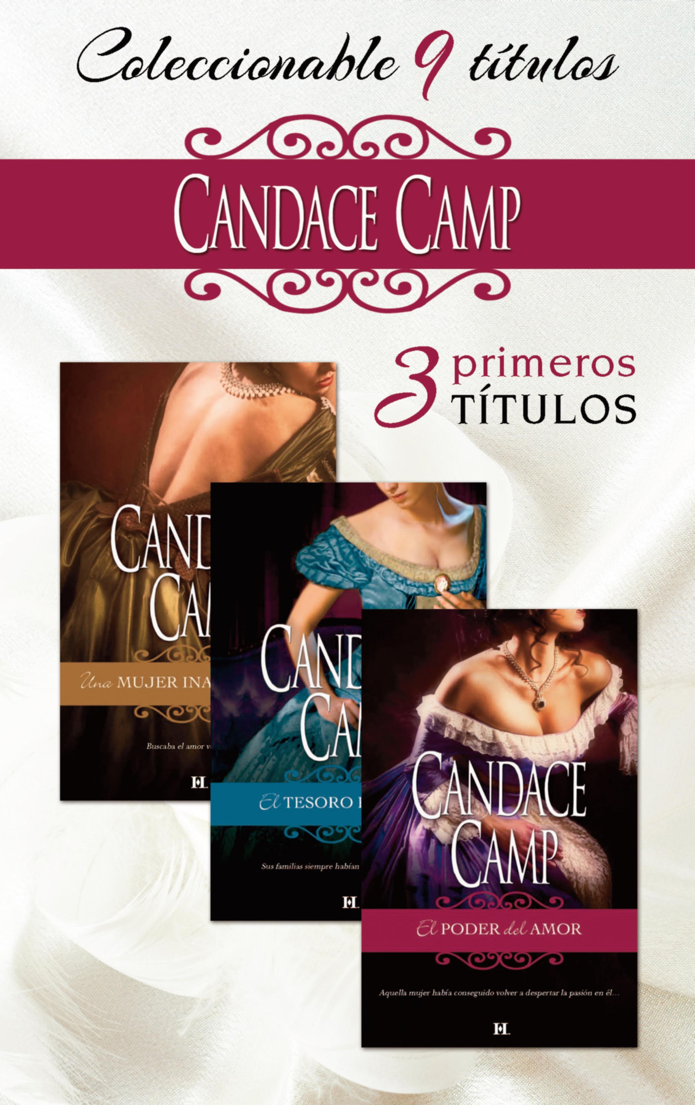 цена на Candace Camp Pack Candace Camp
