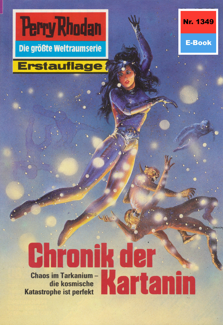 Ernst Vlcek Perry Rhodan 1349: Chronik der Kartanin ernst vlcek perry rhodan 924 lockruf der psychode
