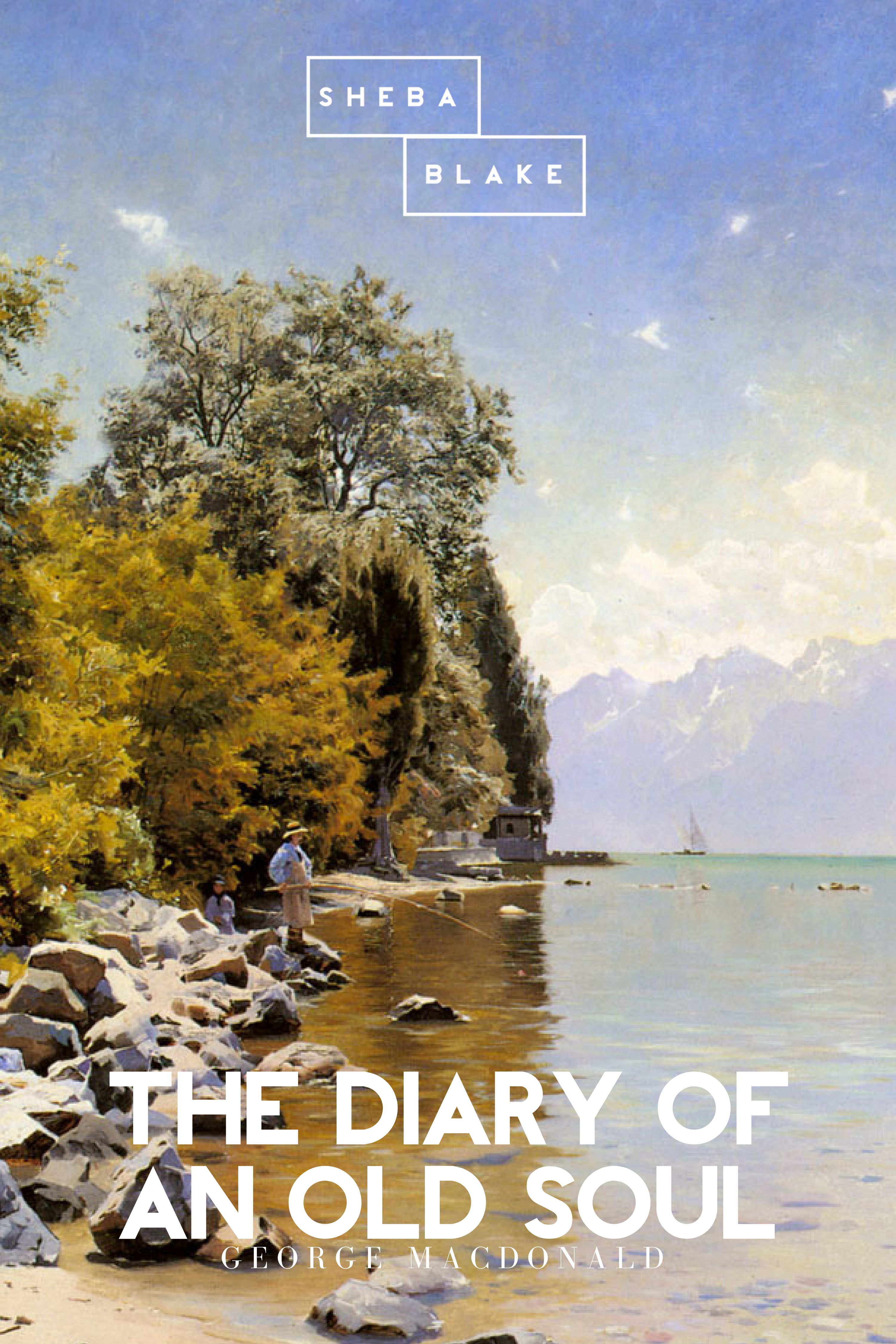 George MacDonald The Diary of an Old Soul cindy reynaga suicide notes from an almost dead soul