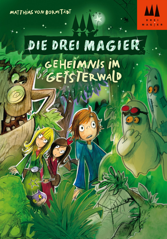 цены Matthias von Bornstädt Die drei Magier - Geheimnis im Geisterwald