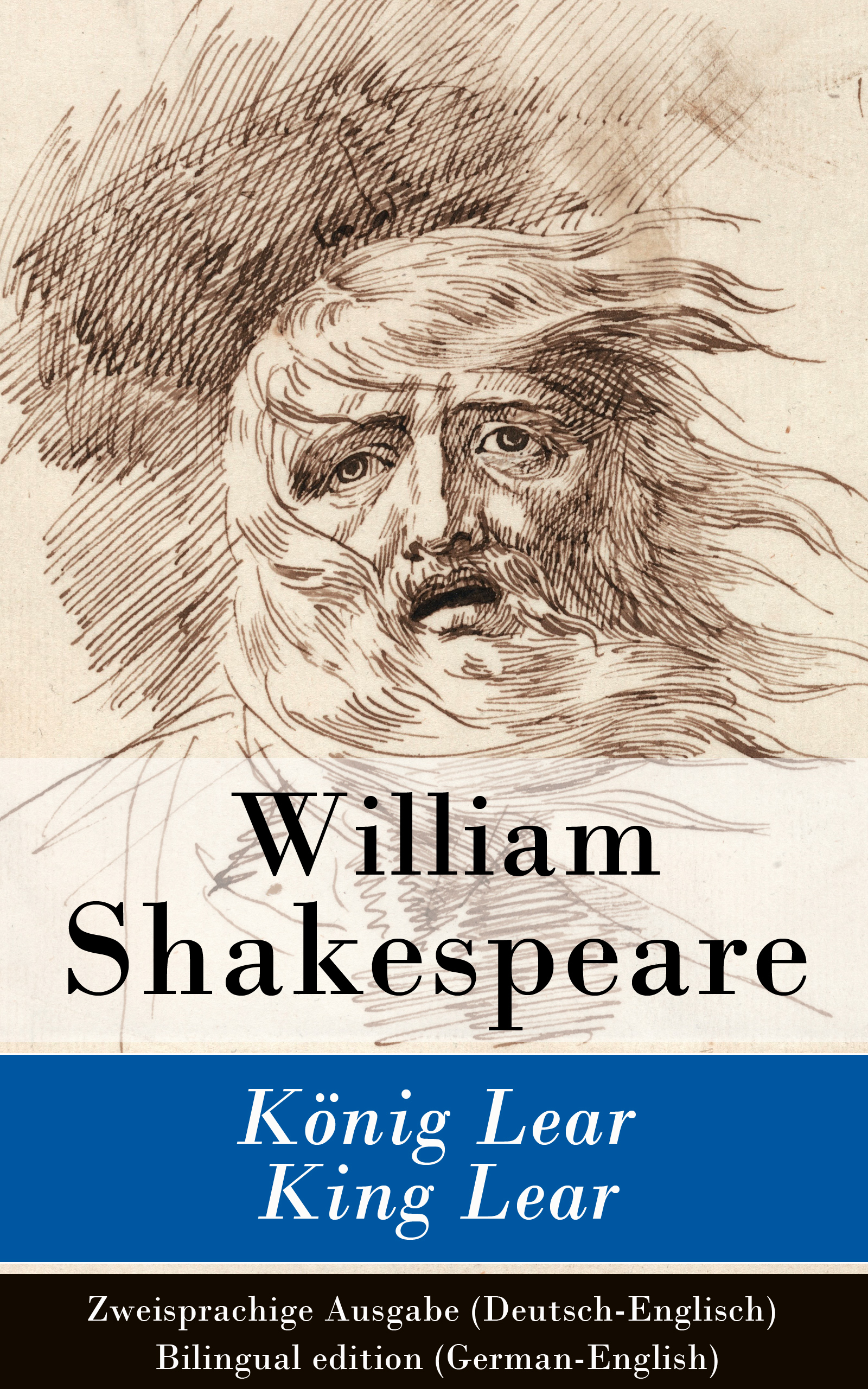 konig lear king lear zweisprachige ausgabe deutsch englisch bilingual edition german english