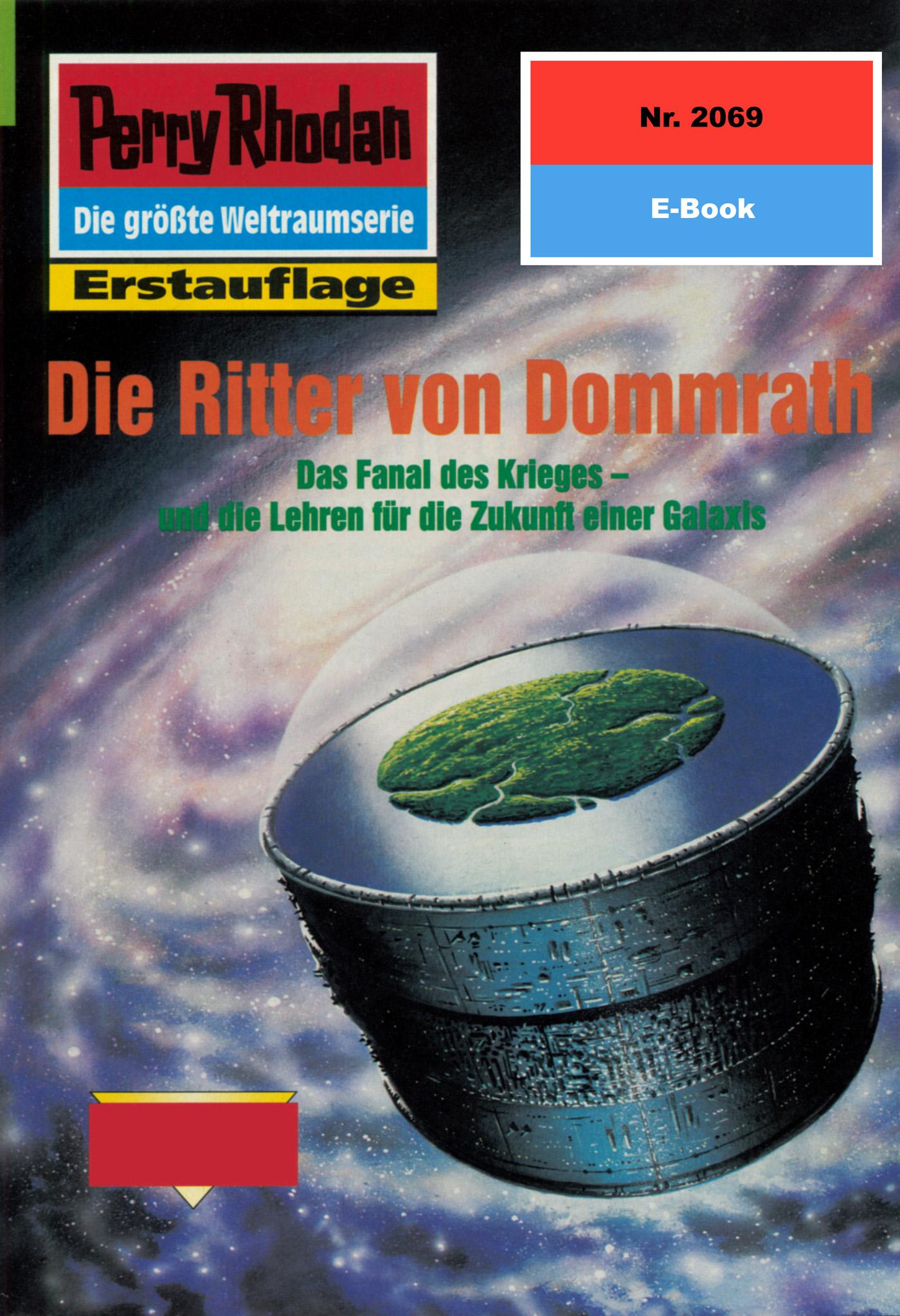 Uwe Anton Perry Rhodan 2069: Die Ritter von Dommrath