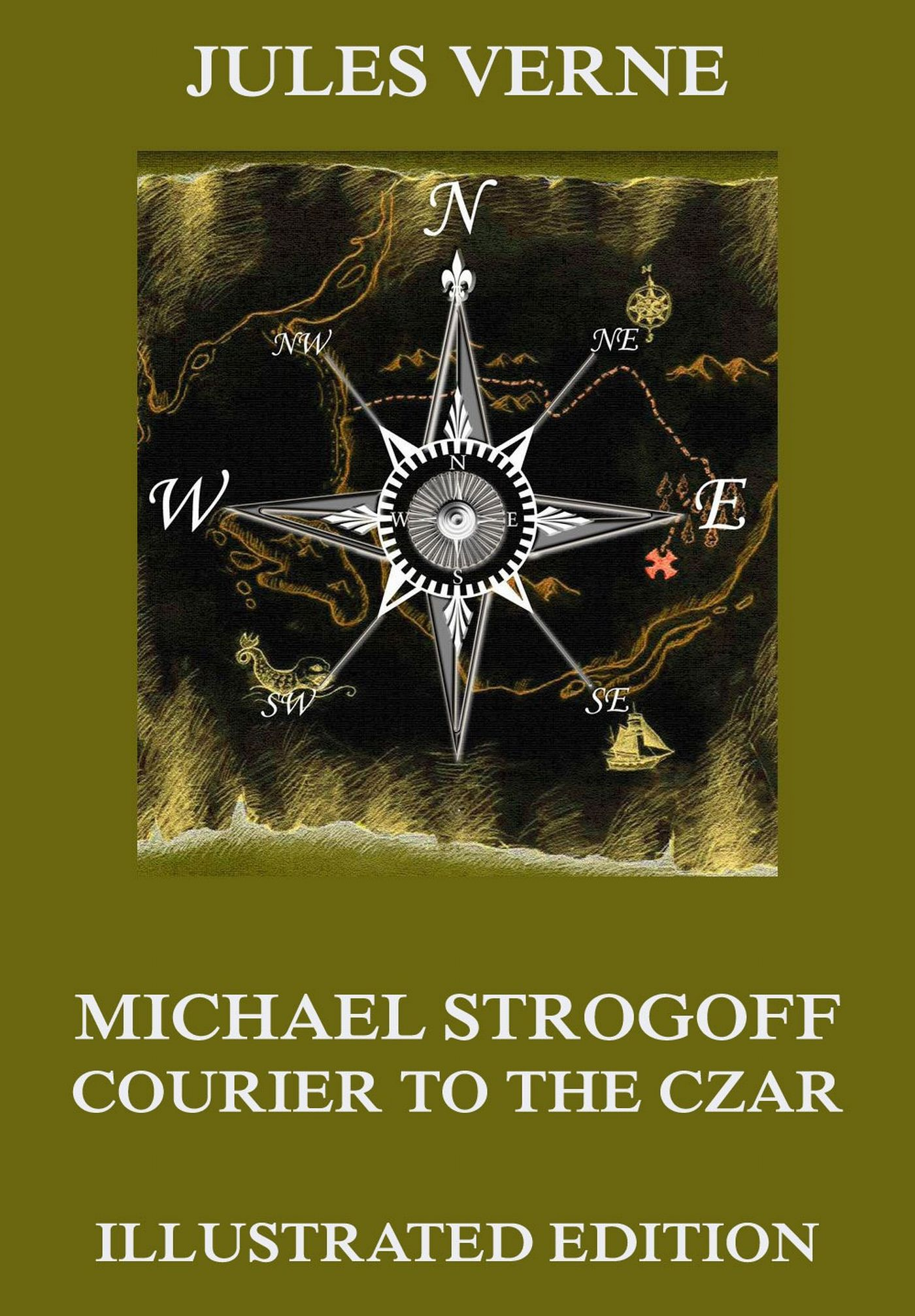 michael strogoff courier to the czar
