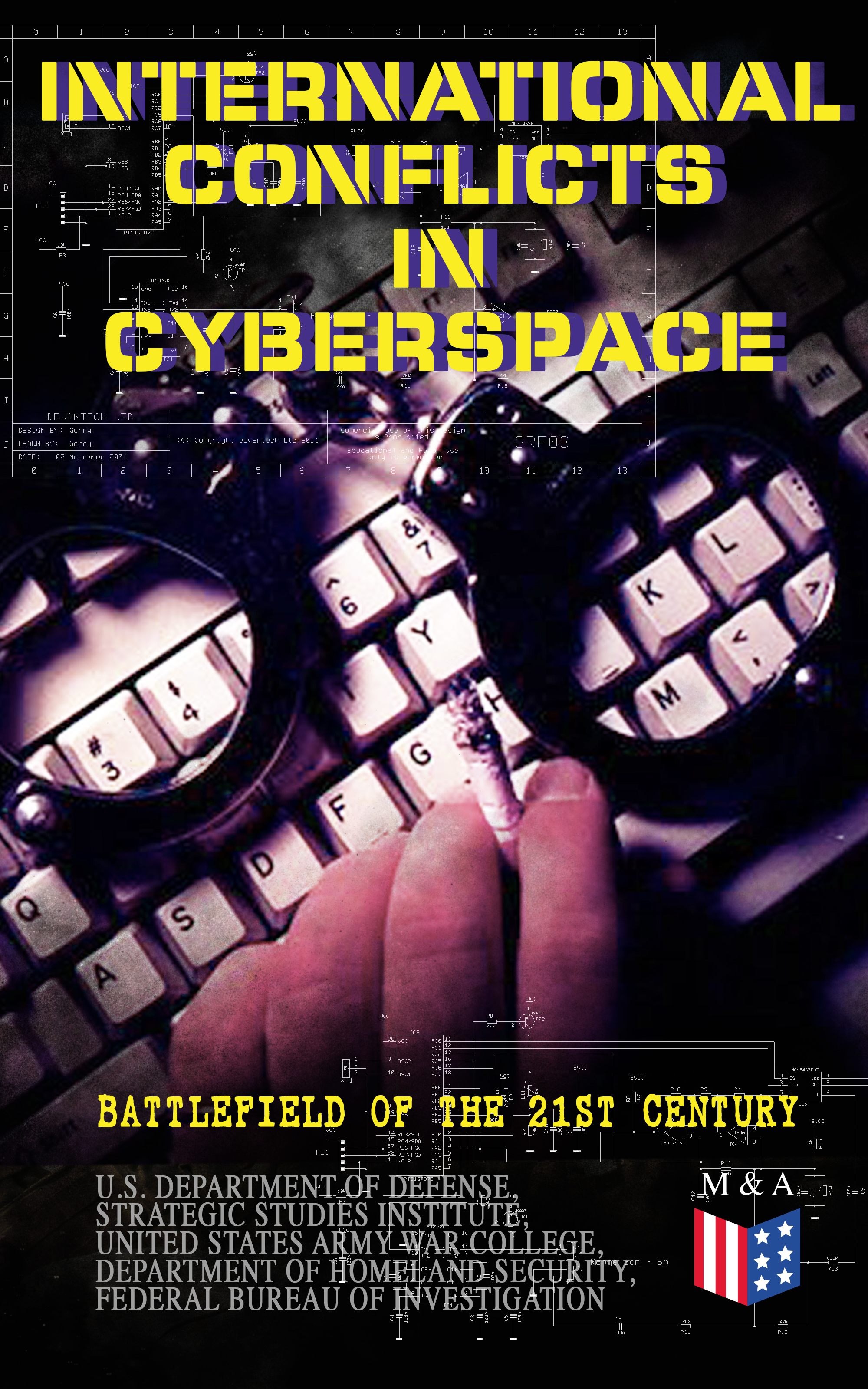 цена на Federal Bureau of Investigation International Conflicts in Cyberspace - Battlefield of the 21st Century