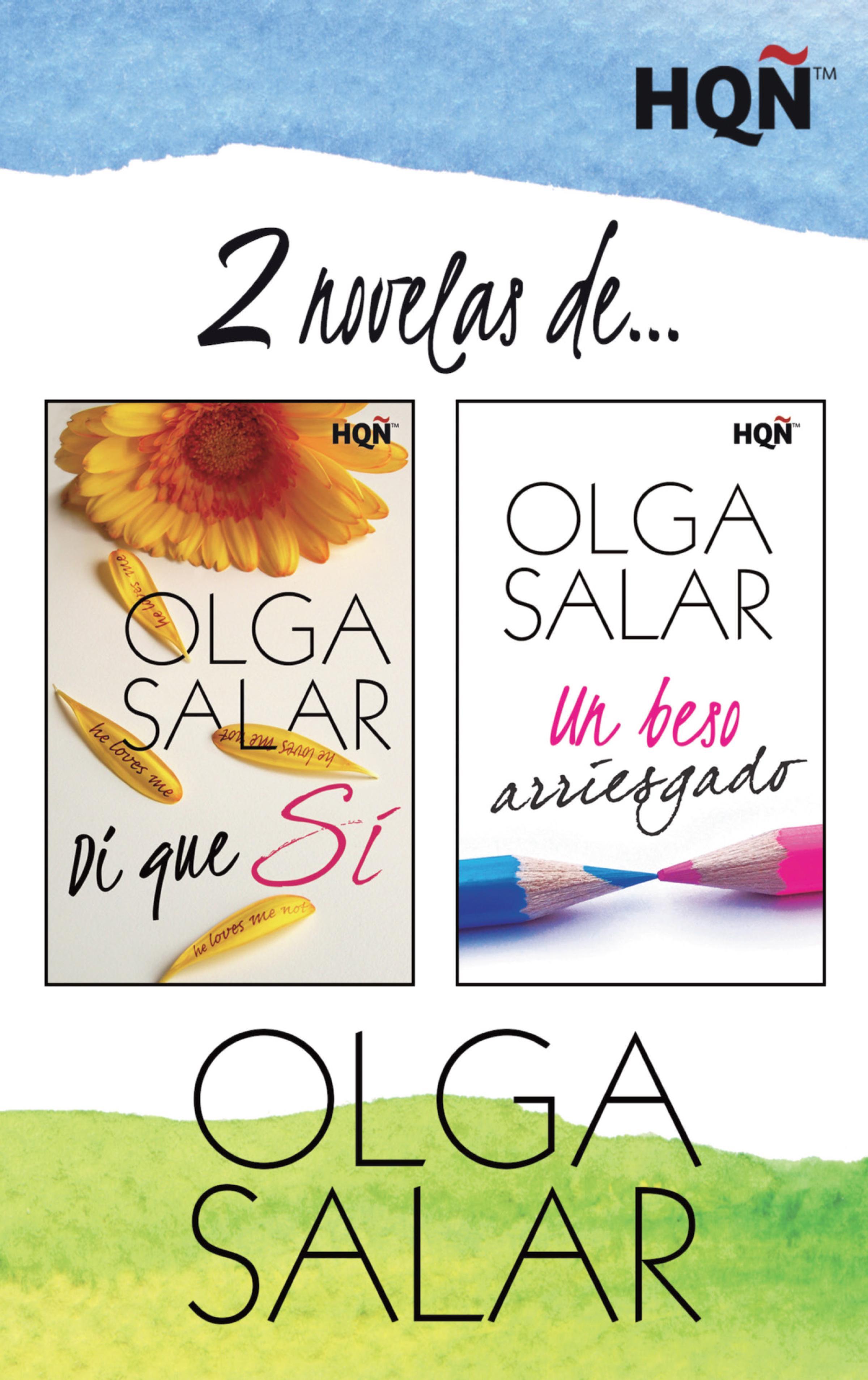 Olga Salar Pack HQÑ Olga Salar карамба блокнот рисованные картинки 128 листов в линейку 4109