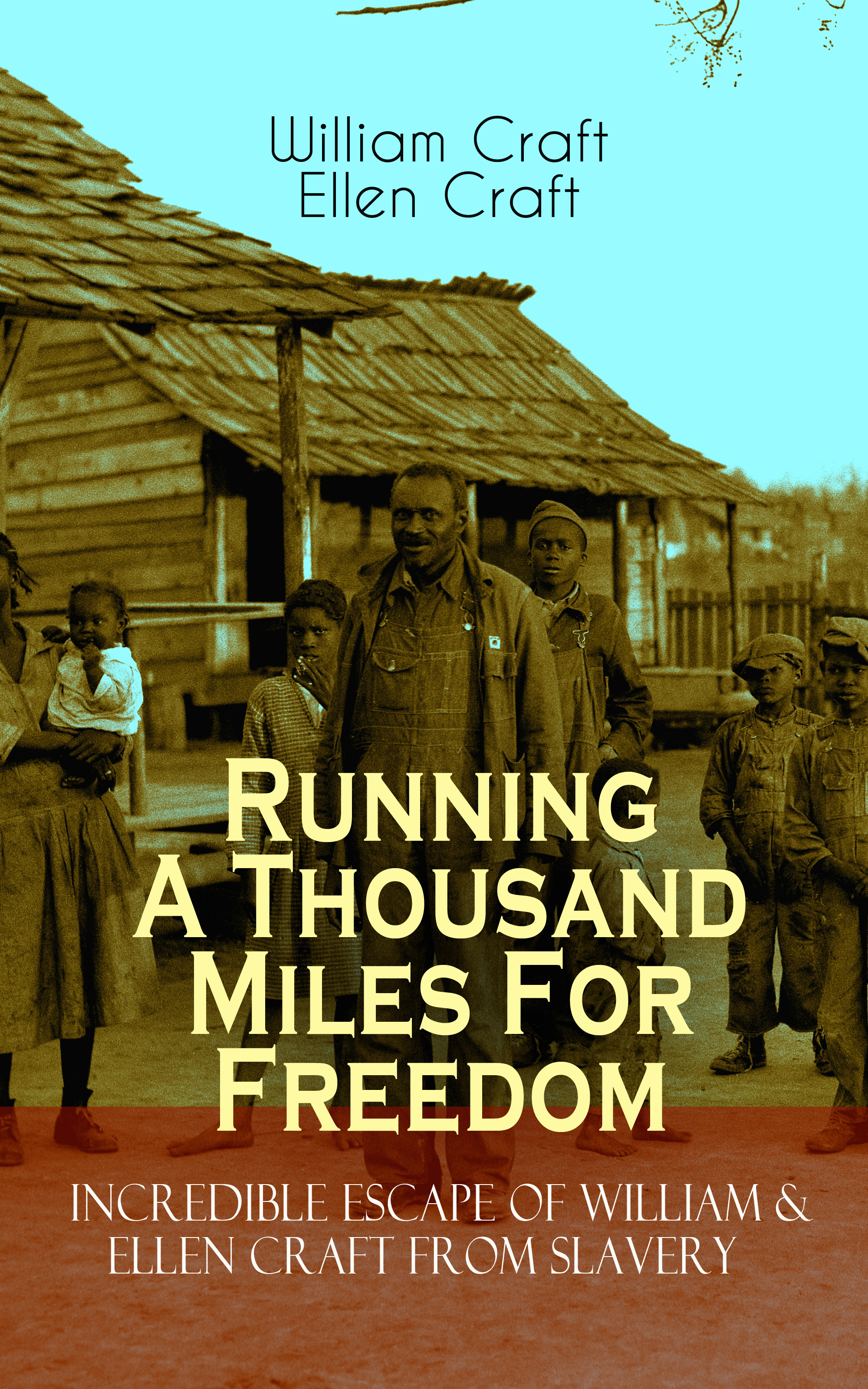 William Craft Running A Thousand Miles For Freedom – Incredible Escape of William & Ellen Craft from Slavery black william a princess of thule