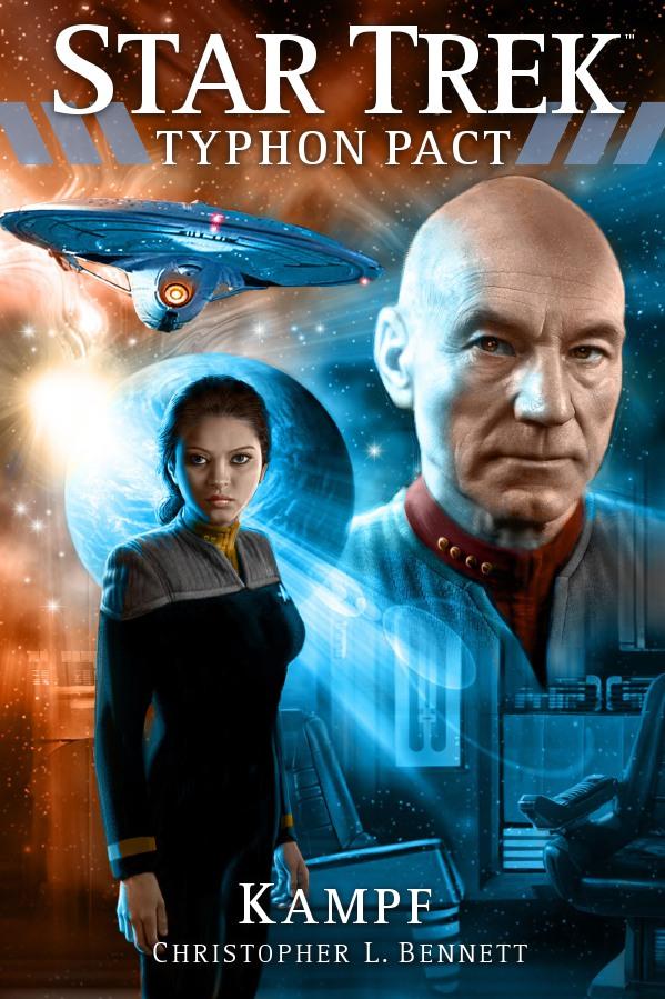 Christopher L. Bennett Star Trek - Typhon Pact: Kampf david r iii george star trek typhon pact plagues of night