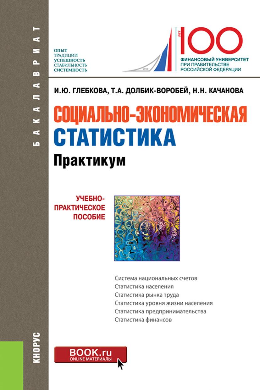 Ирина Глебкова Социально-экономическая статистика. Практикум