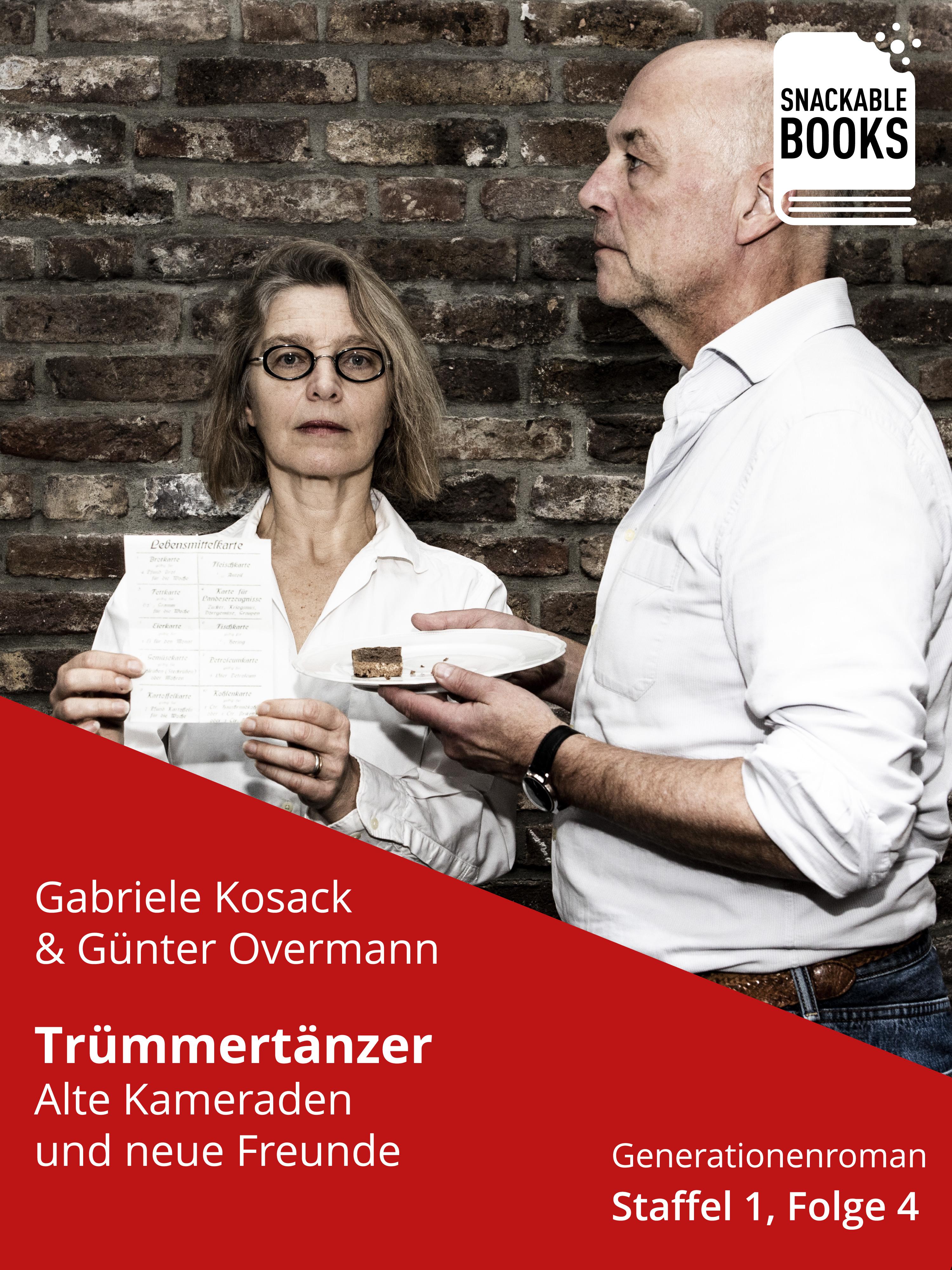 Gabriele Kosack Trümmertänzer Staffel 1, Folge 4: Alte Kameraden und neue Freunde