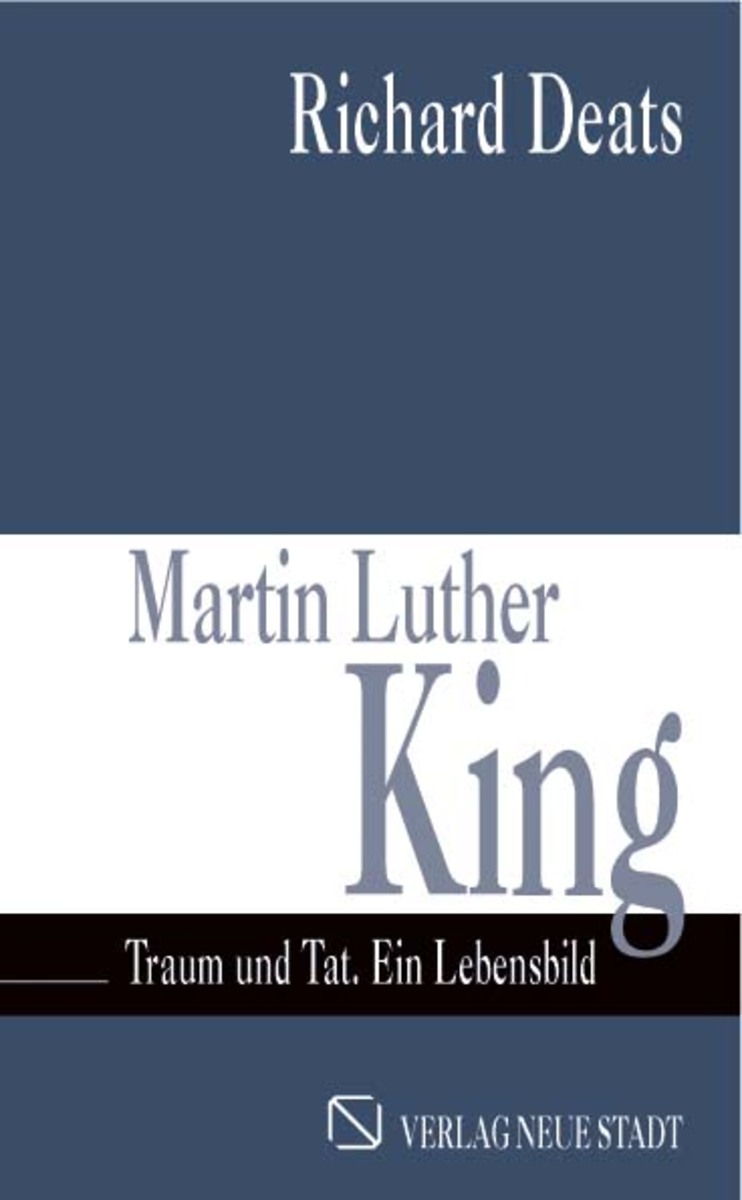 Richard Deats Martin Luther King martin luther king jr the last interview