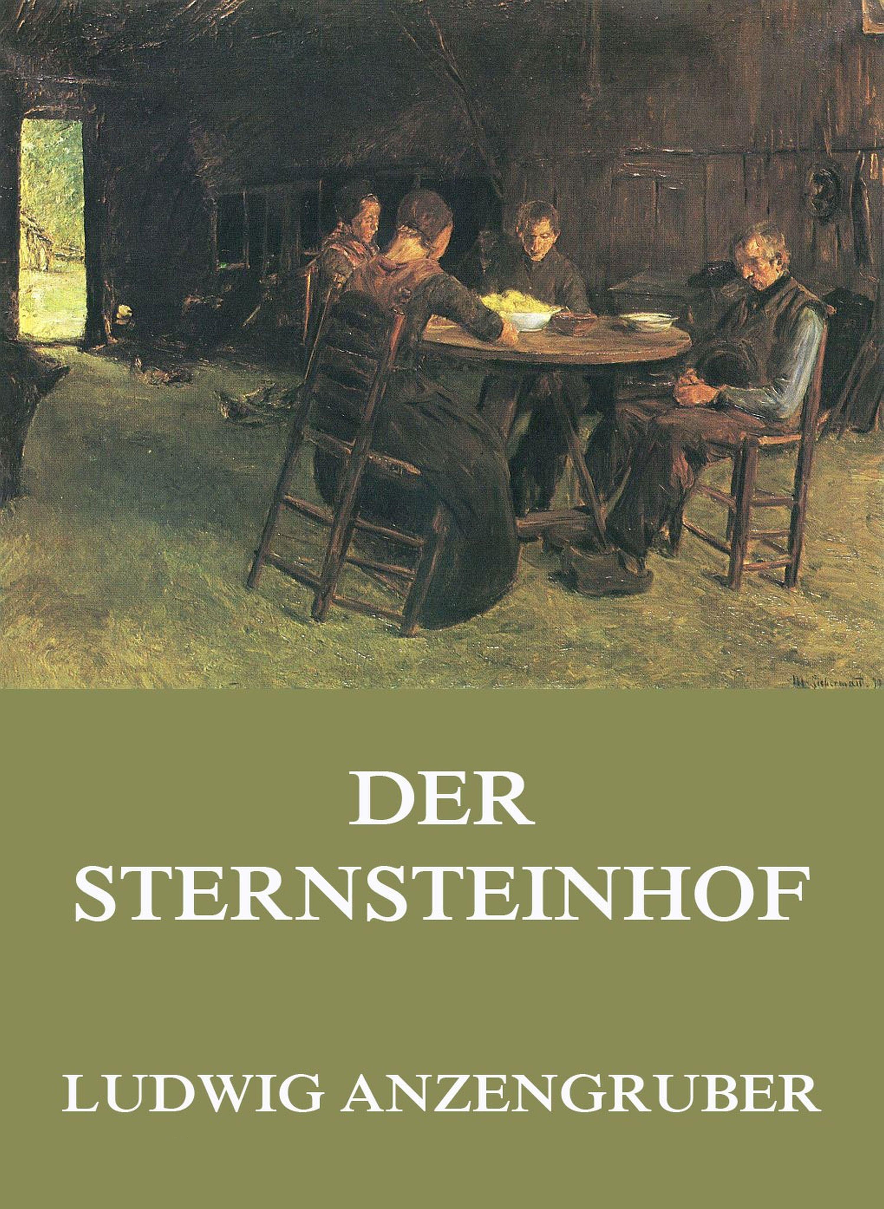 цена Anzengruber Ludwig Der Sternsteinhof онлайн в 2017 году