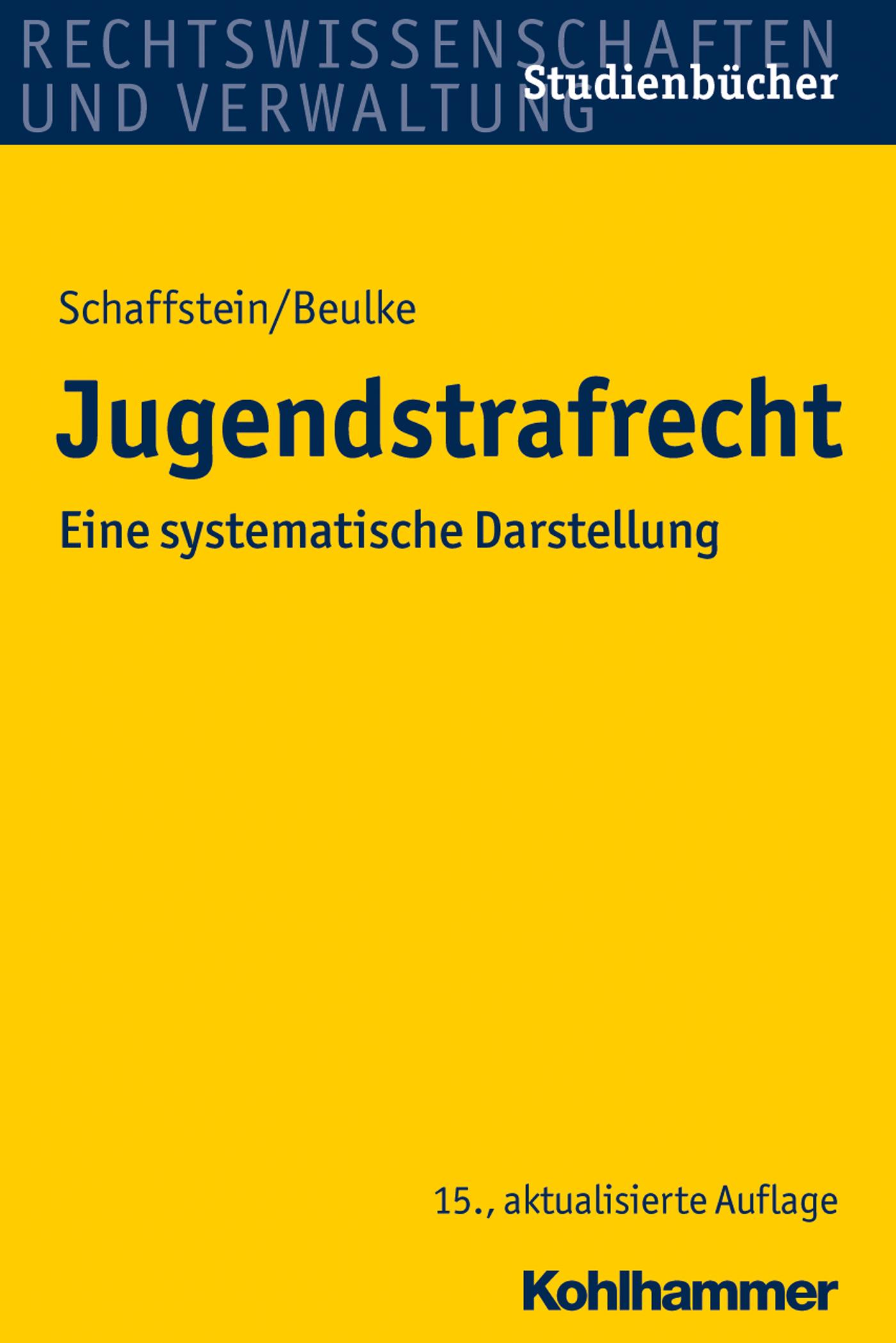 Friedrich Schaffstein Jugendstrafrecht klaus laubenthal fallsammlung zu kriminologie jugendstrafrecht strafvollzug