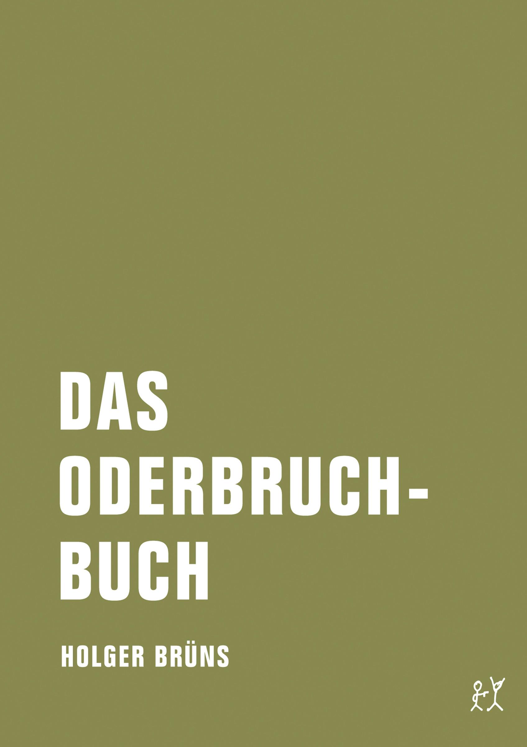 Holger Brüns Das Oderbruchbuch