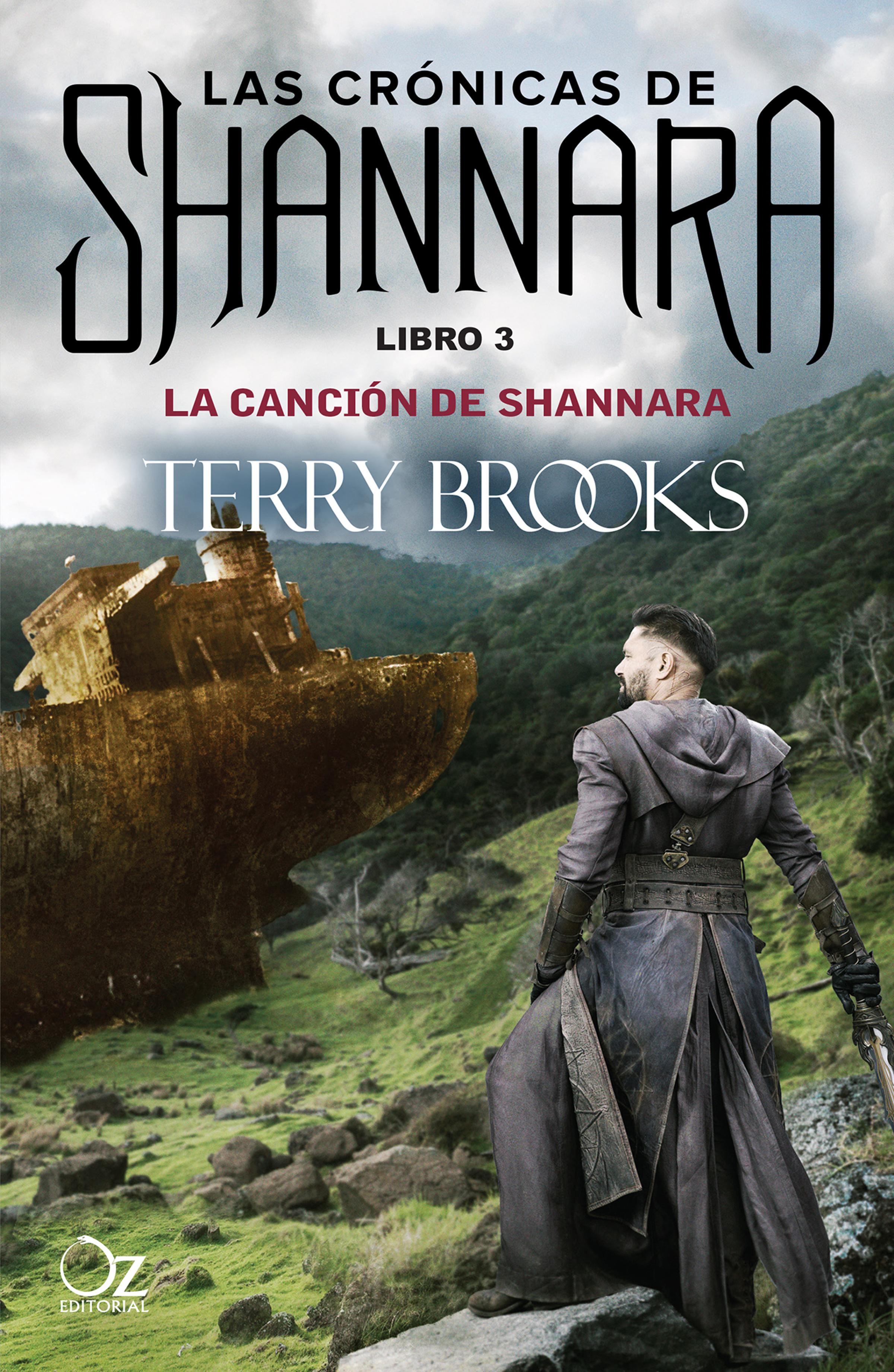 Terry Brooks La canción de Shannara terry brooks los herederos de shannara