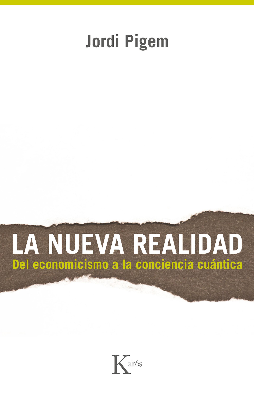 Jordi Pigem Pérez La nueva realidad jordi punti la matèria