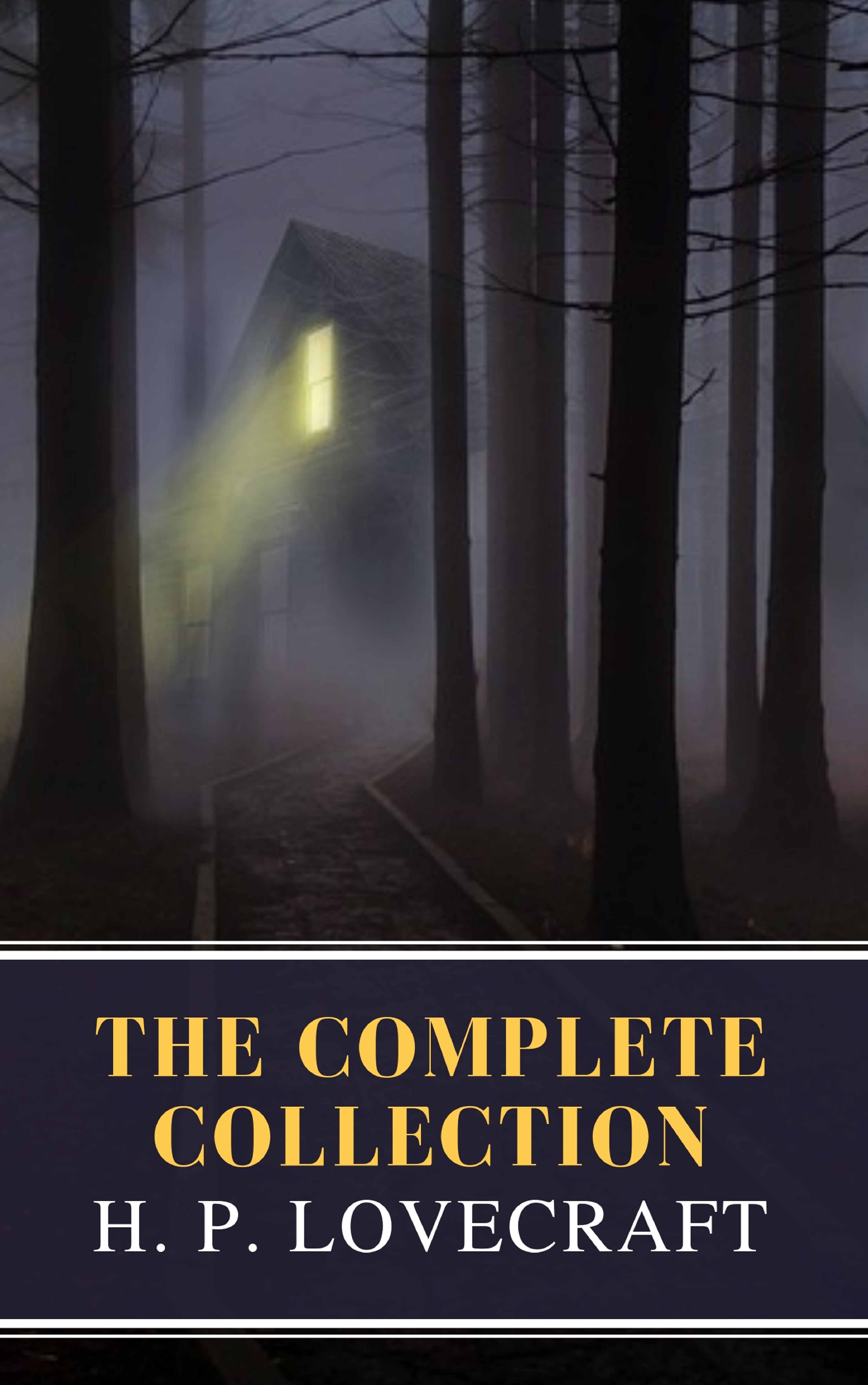the complete collection of h p lovecraft