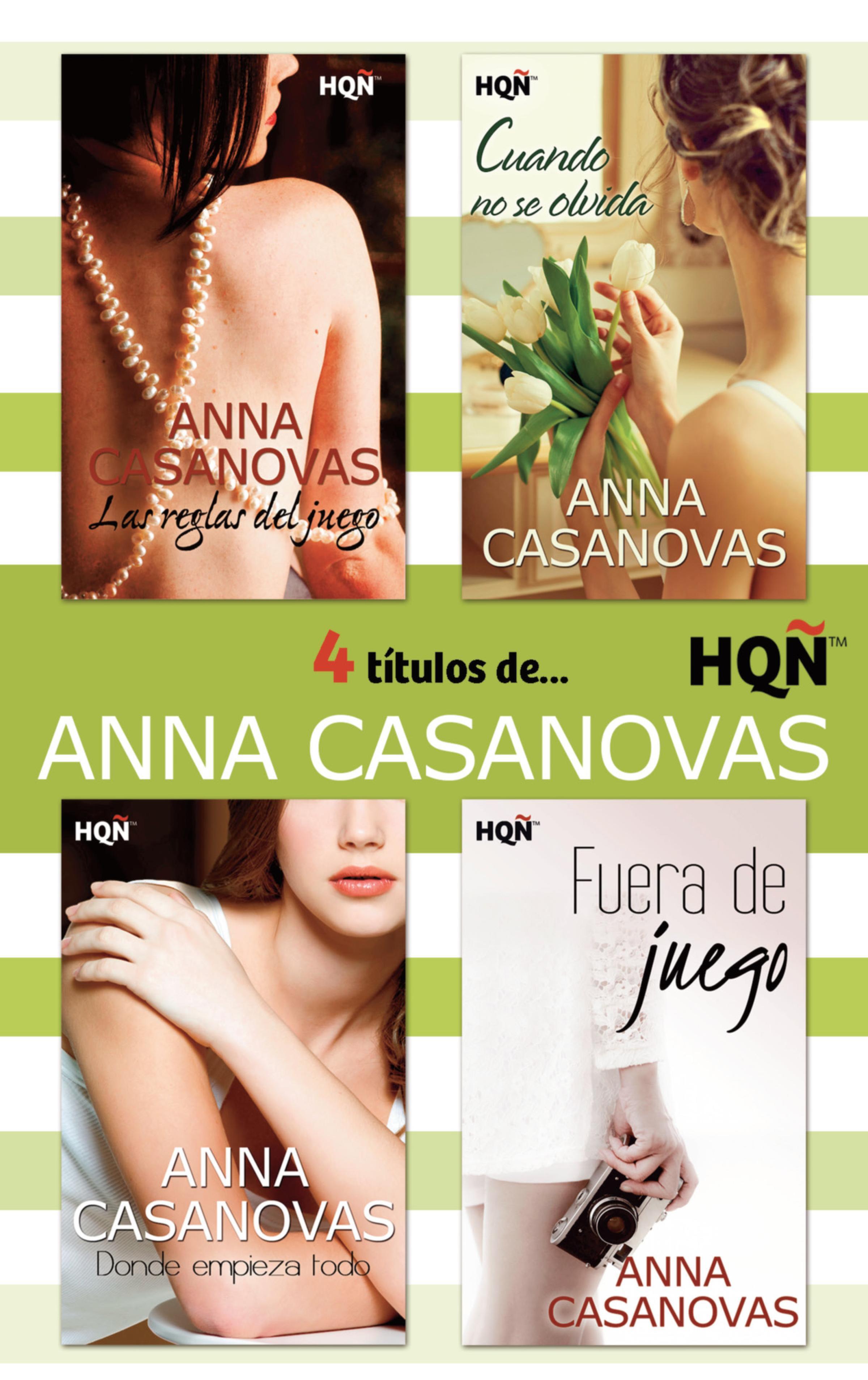 Anna Casanovas Pack HQÑ Anna Casanovas браслет anna slavutina anna slavutina mp002xw1hskg