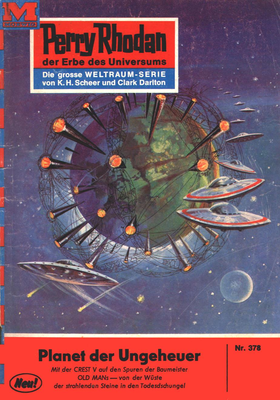 William Voltz Perry Rhodan 378: Planet der Ungeheuer william voltz perry rhodan 816 meister der gravitation
