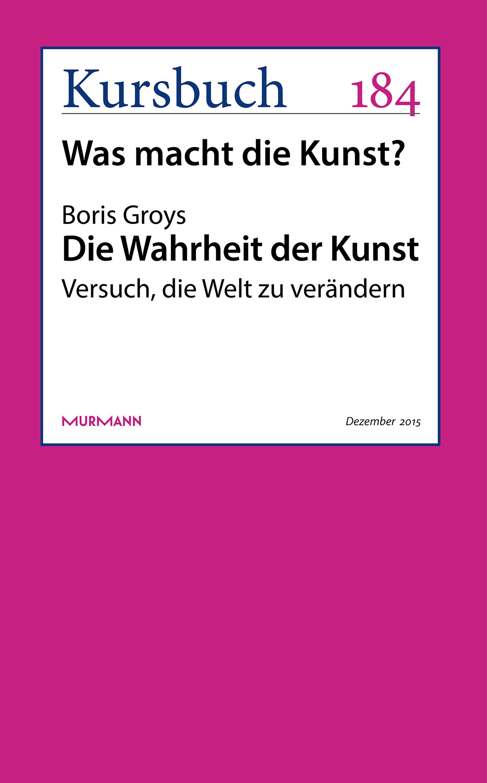 цена Boris Groys Die Wahrheit der Kunst онлайн в 2017 году