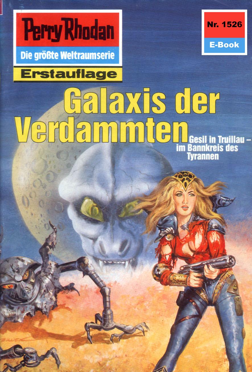 H.G. Ewers Perry Rhodan 1526: Galaxis der Verdammten h g ewers perry rhodan 951 ultimatum der orbiter