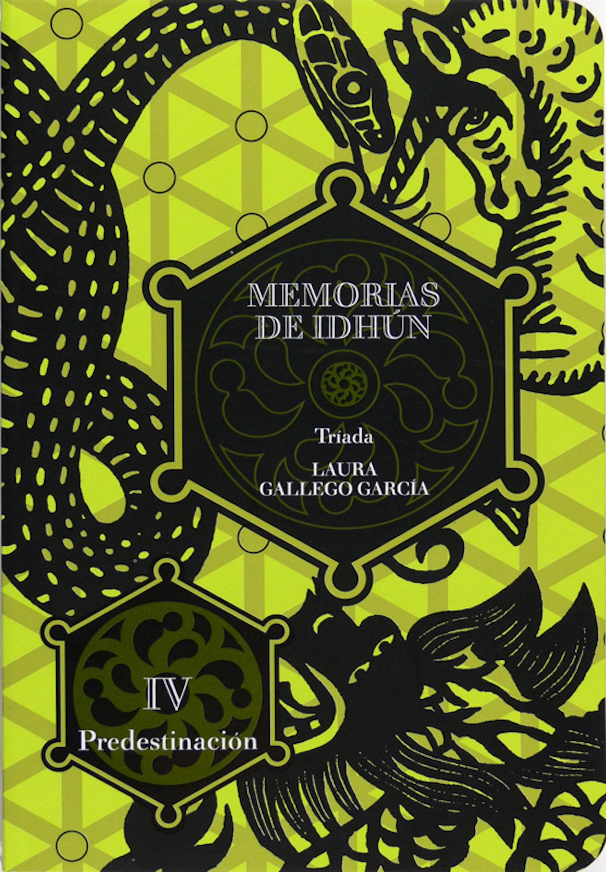 Laura Gallego Memorias de Idhún. Tríada. Libro IV: Predestinación laura gallego memorias de idhún saga